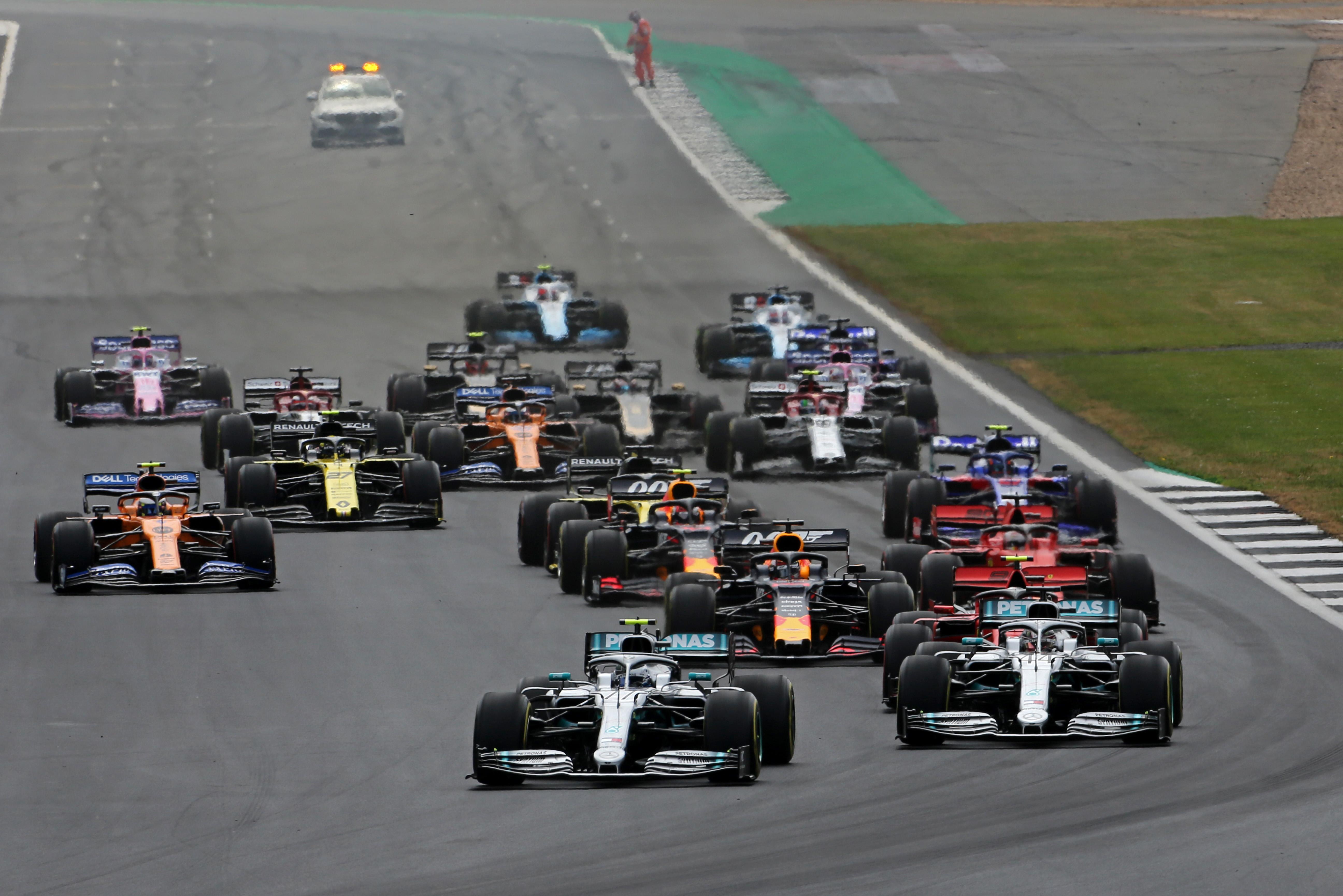 British Grand Prix Silverstone 2019