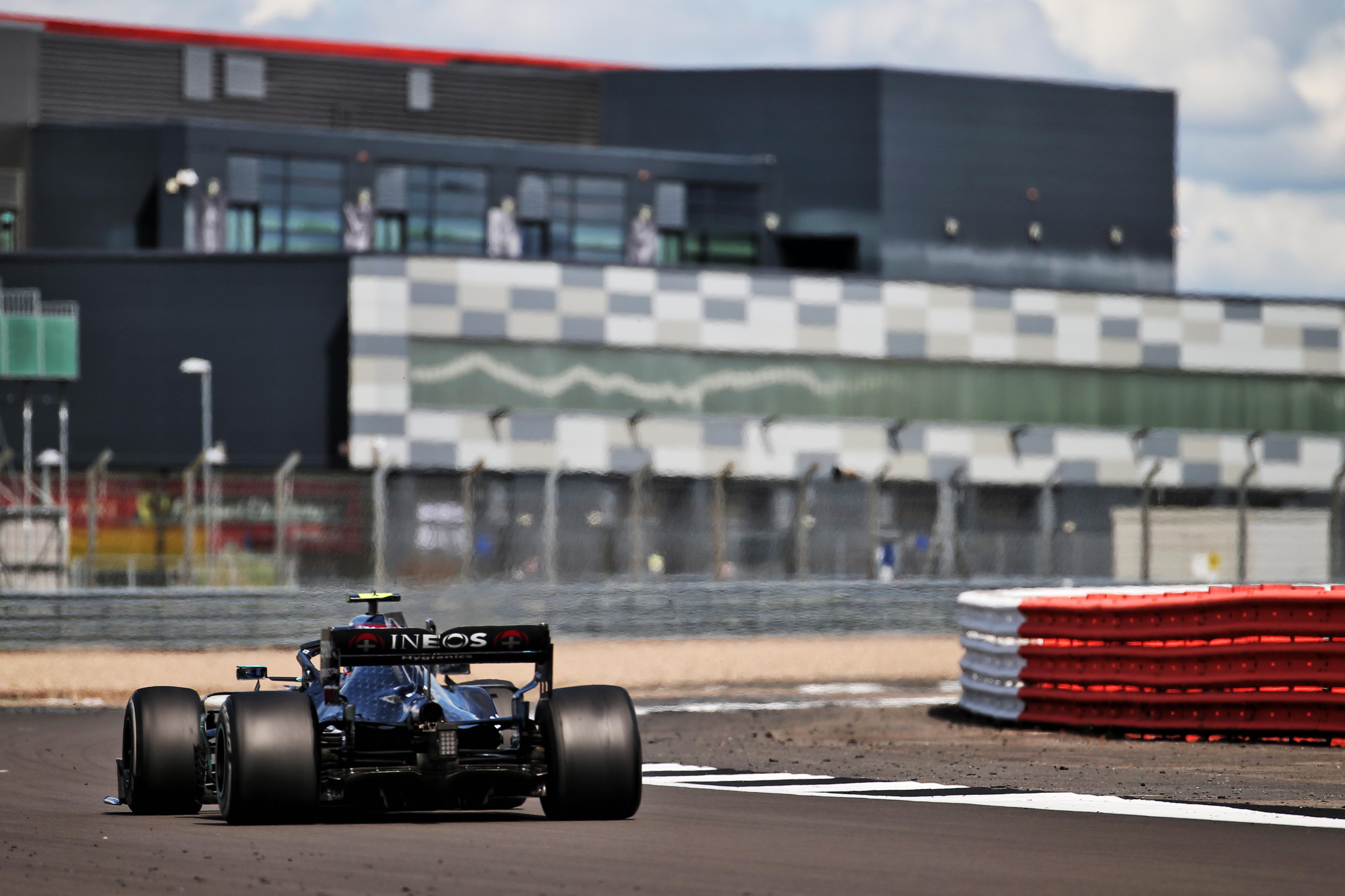 Valtteri Bottas Mercedes F1 2020