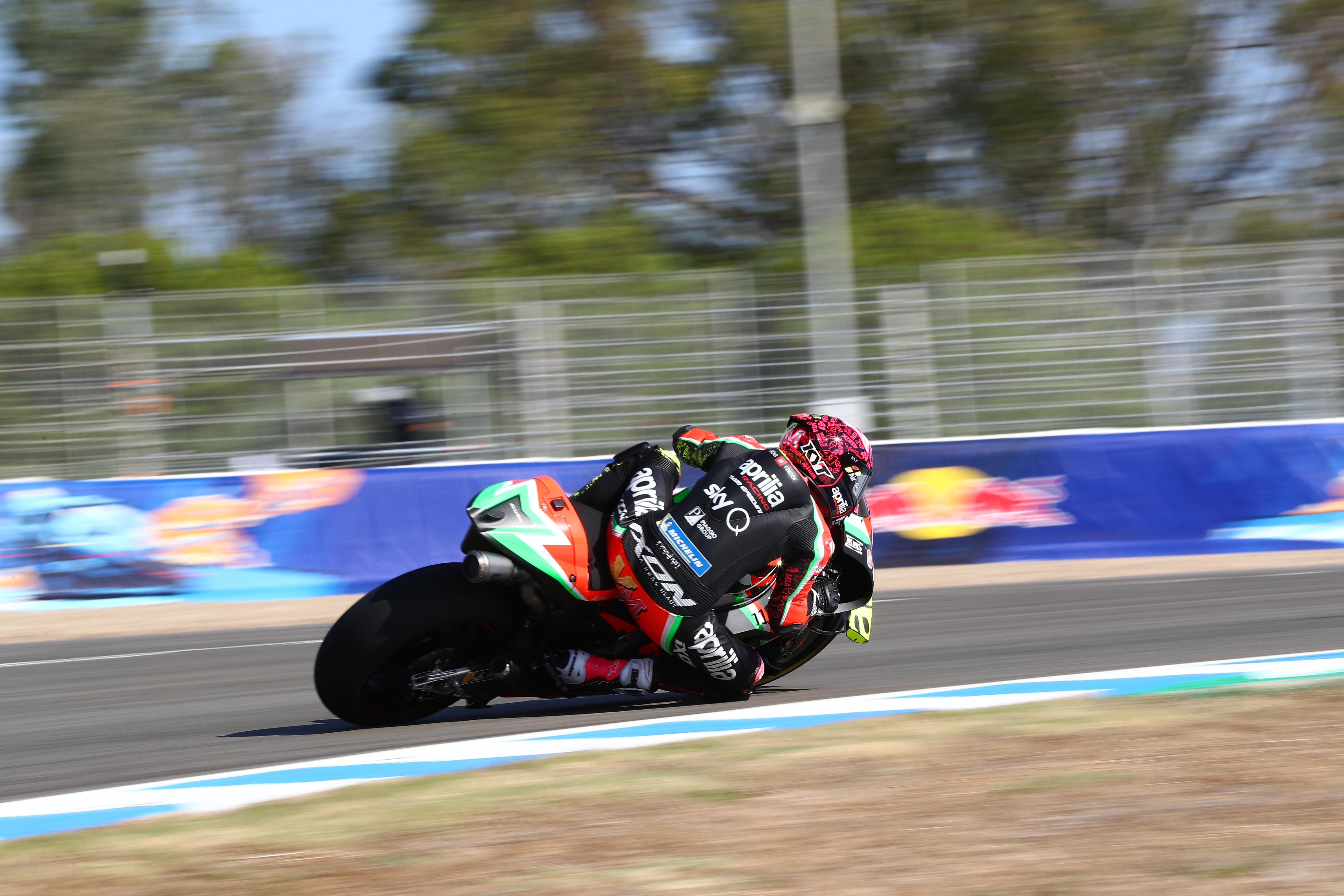 Aleix Espargaro, Spanish Motogp 2020
