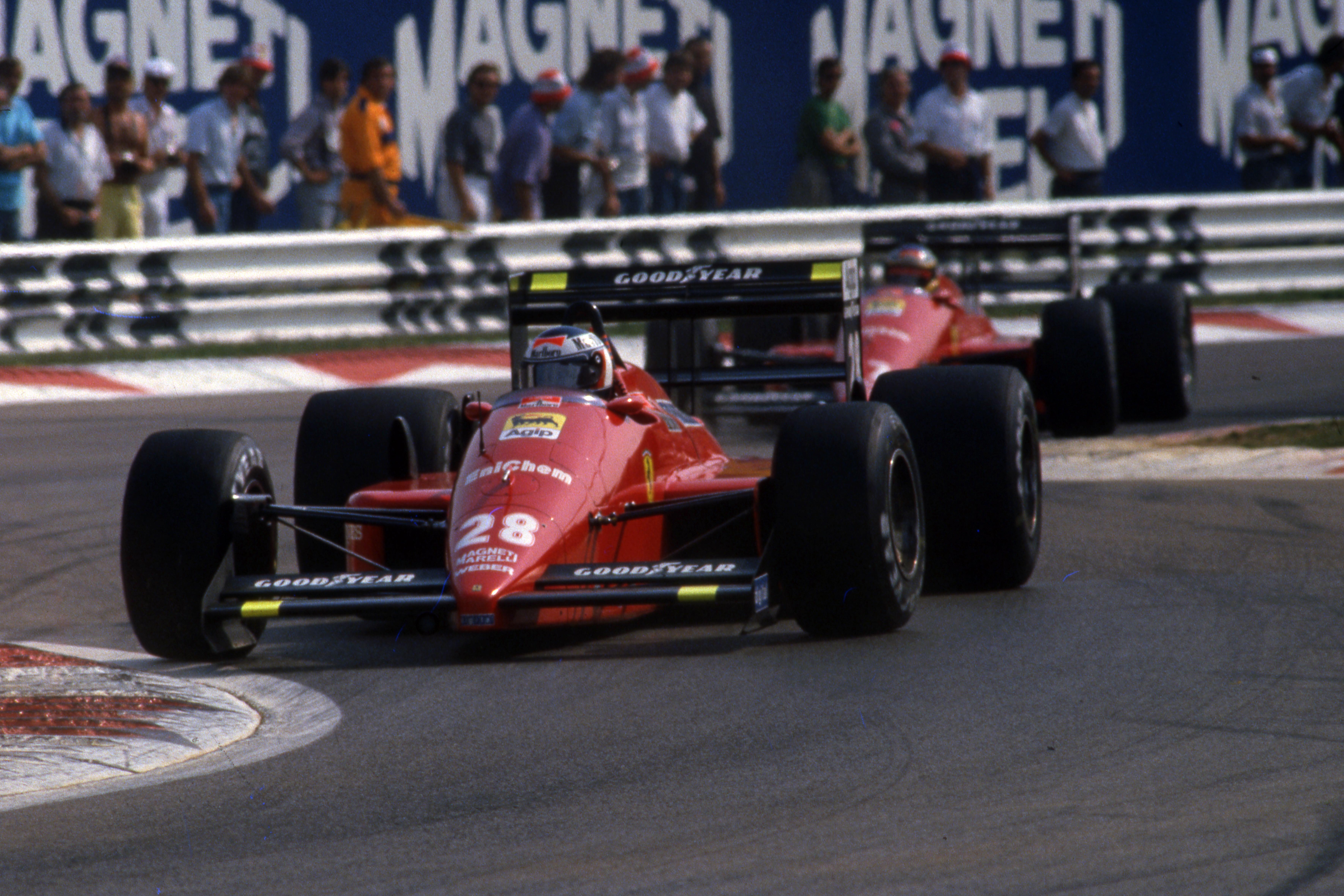 Italian Grand Prix Monza (ita) 9 11 9 1988