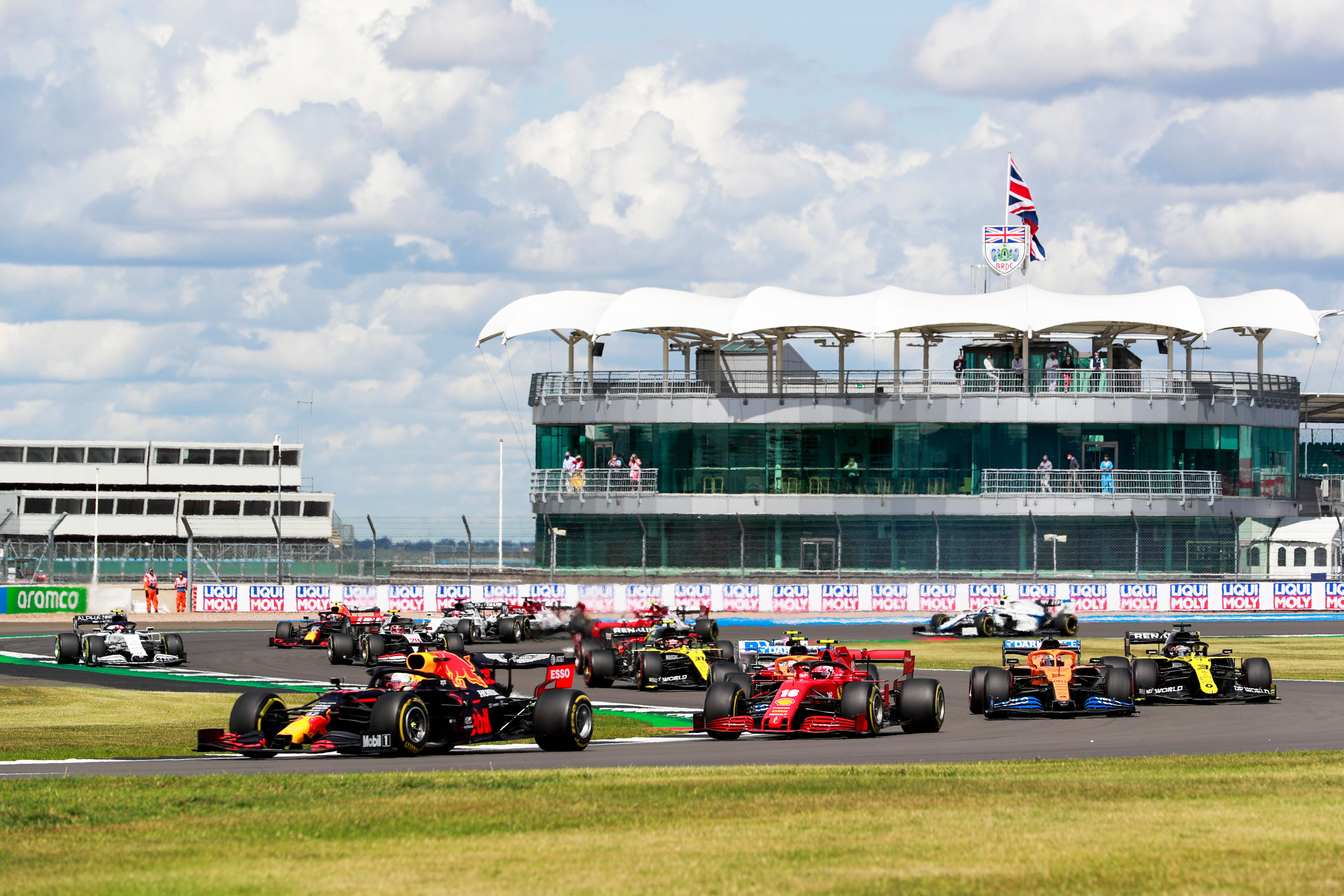 British Grand Prix 2020 Silverstone