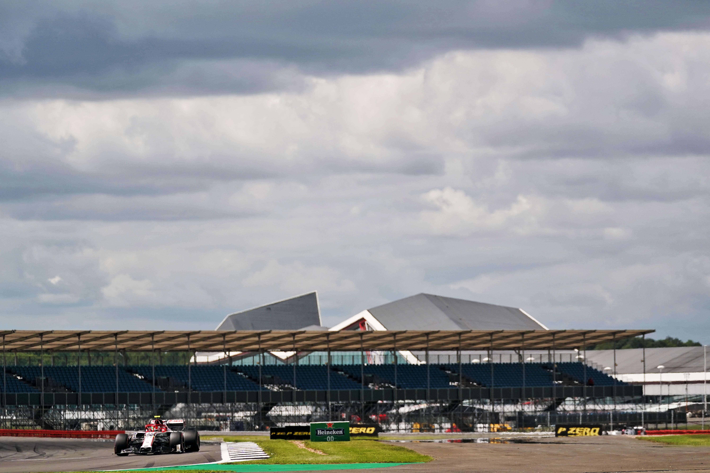 Antonio Giovinazzi Alfa Romeo British Grand Prix 2020 Silverstone