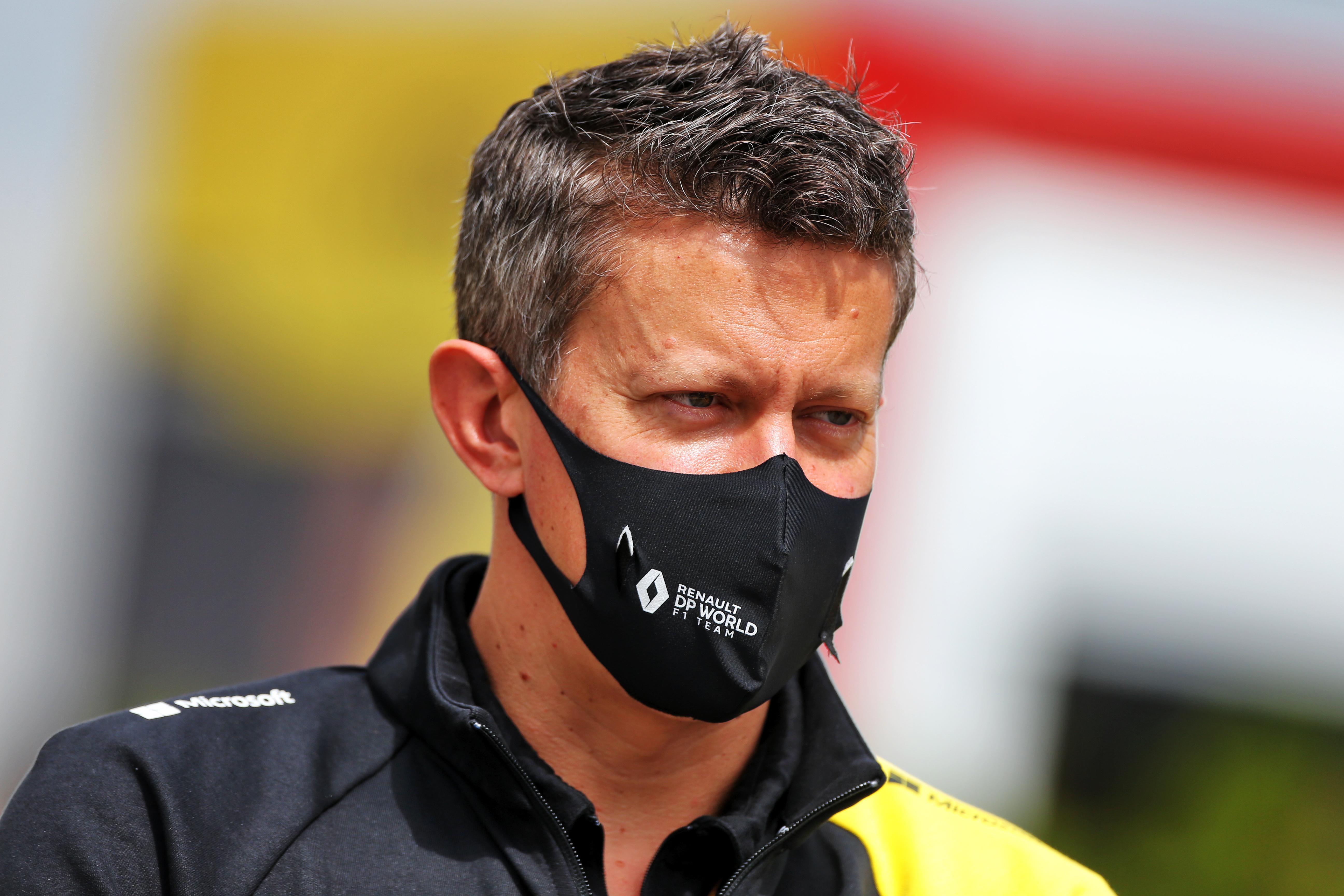 Marcin Budkowski Renault F1 2020