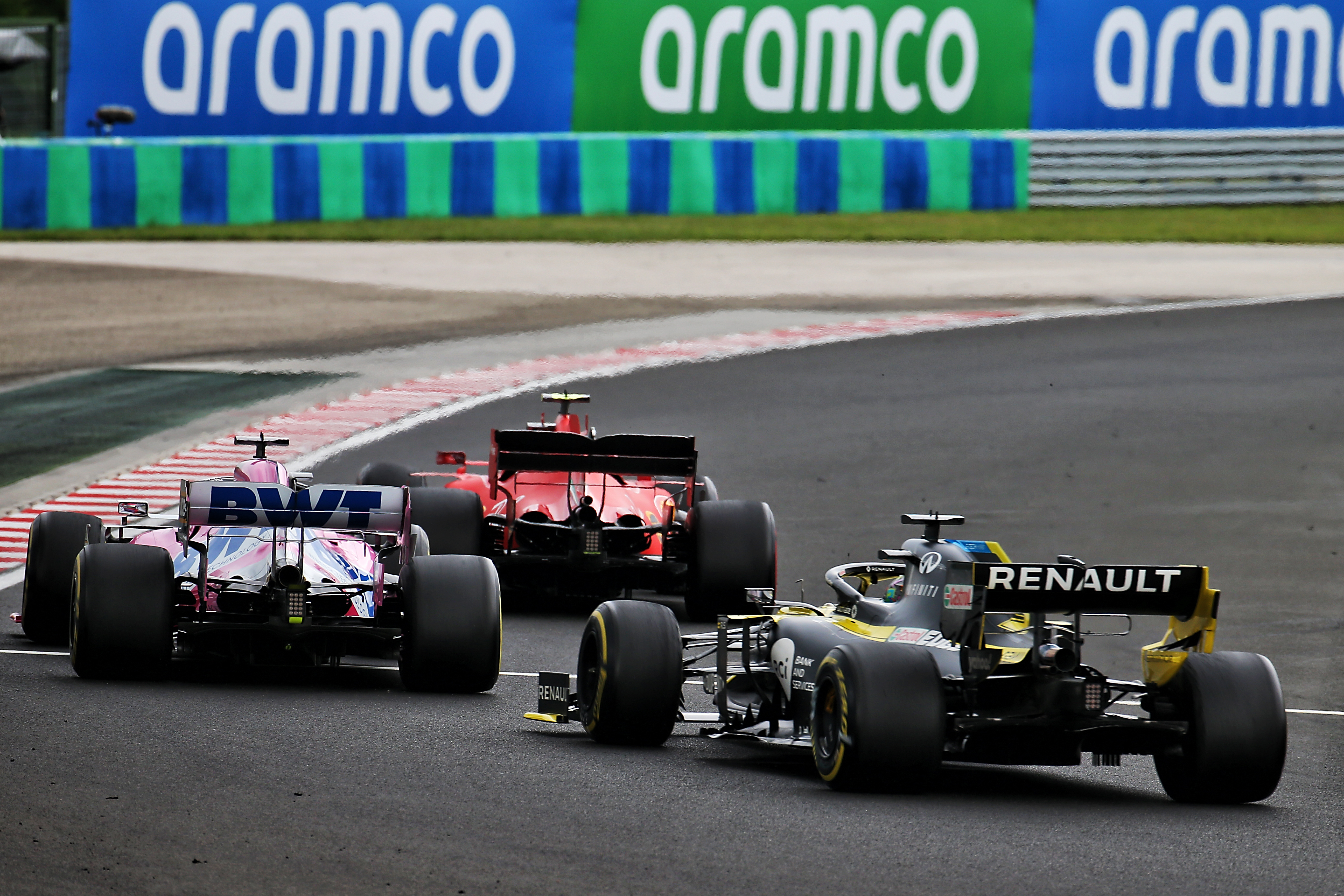 Racing Point Renault F1 2020