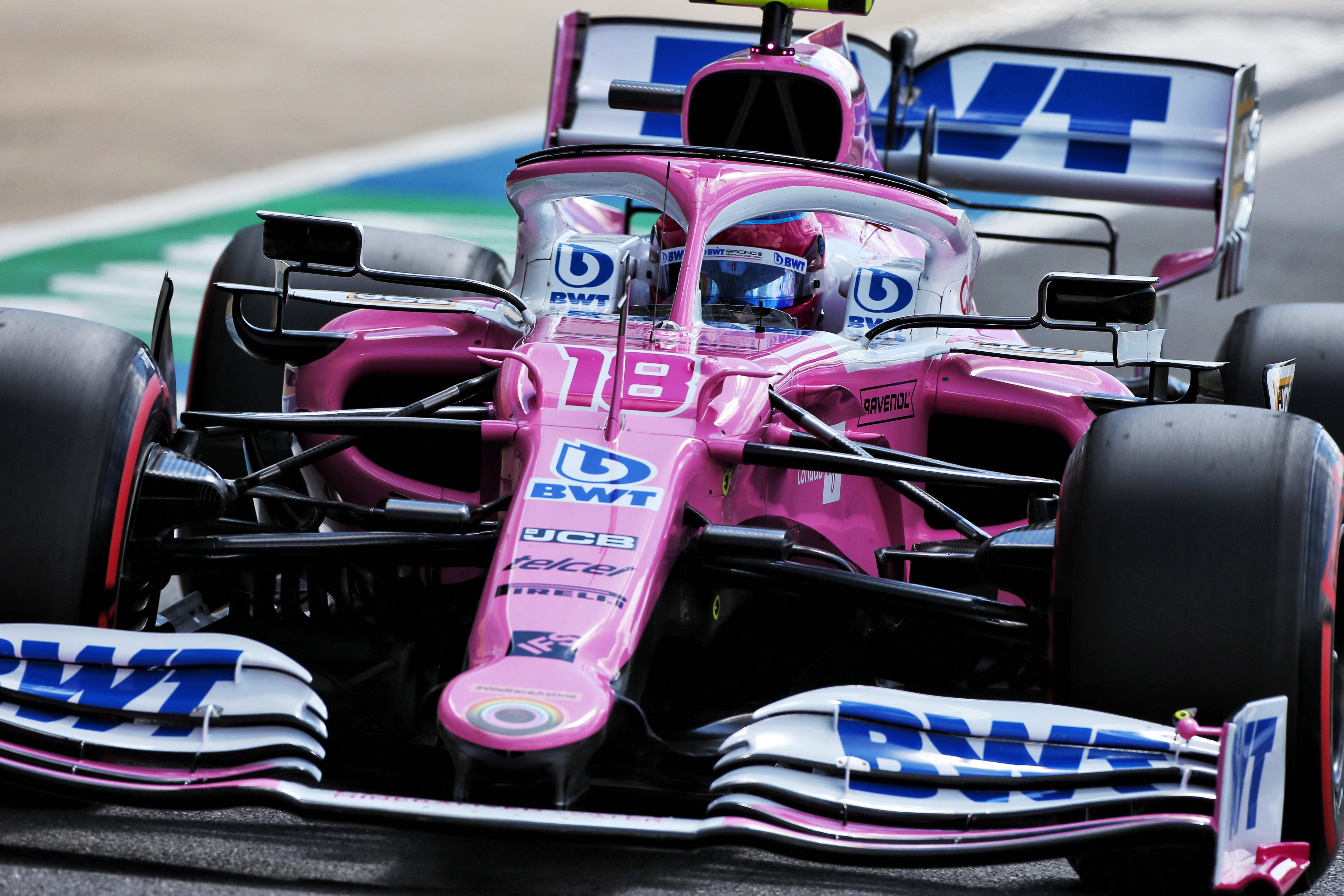 Lance Stroll Racing Point F1 2020