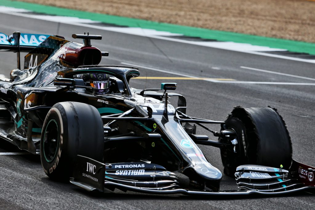 Hamilton's 'incredibly impressive' final lap data revealed - The Race