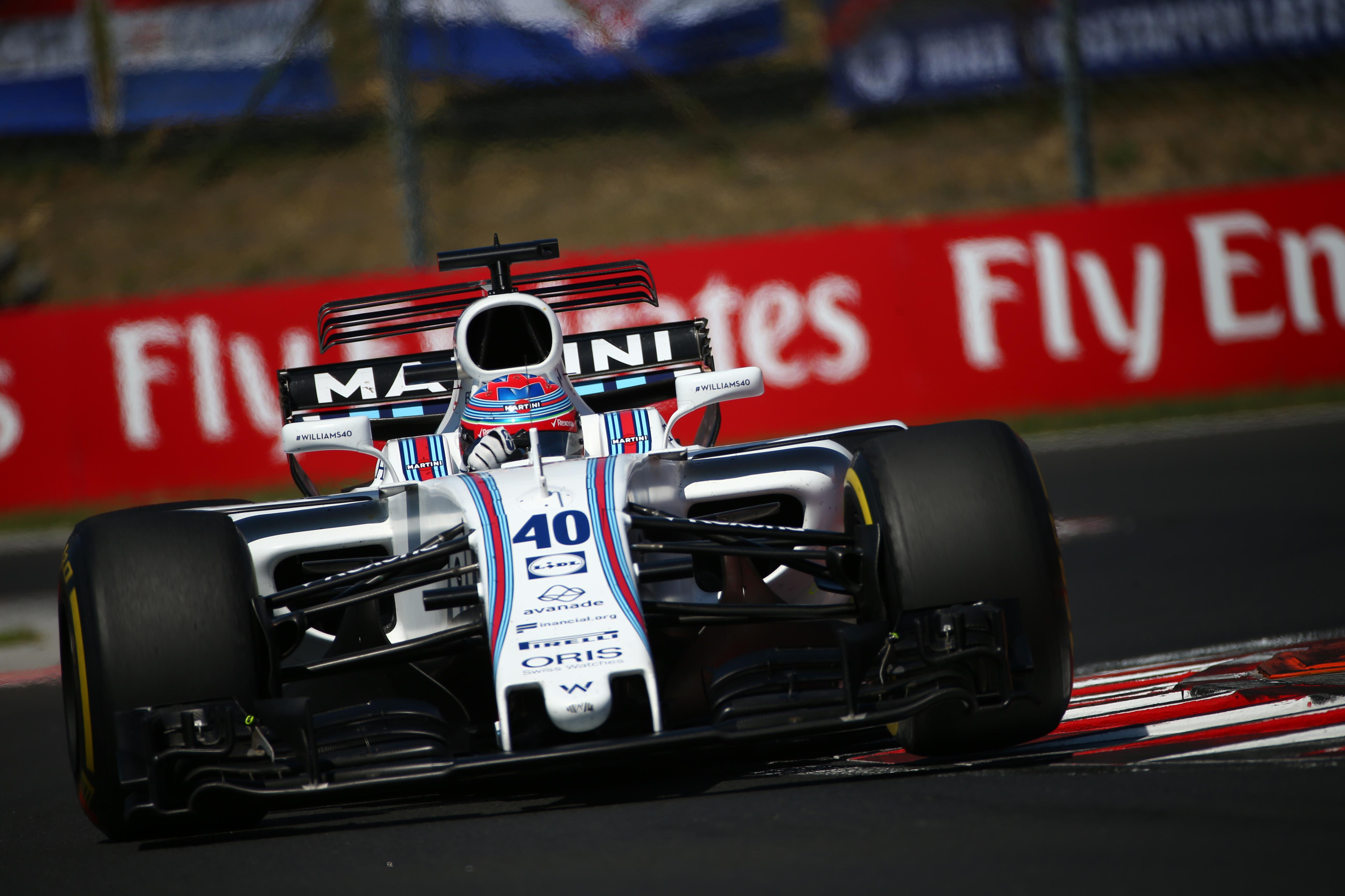 Paul di Resta McLaren F1 Silverstone 2020