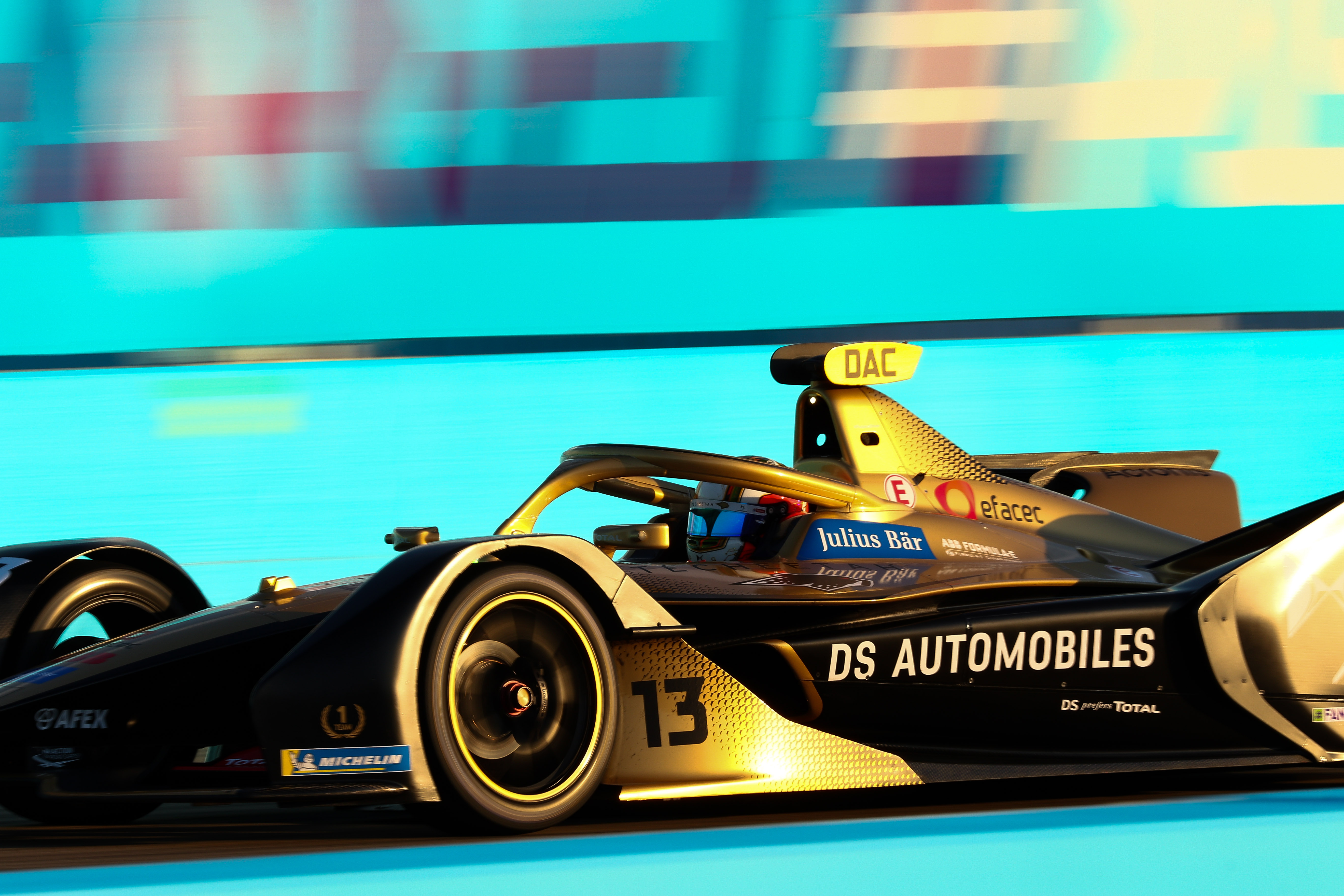 Antonio Felix da Costa DS Techeetah Berlin Formula E 2020