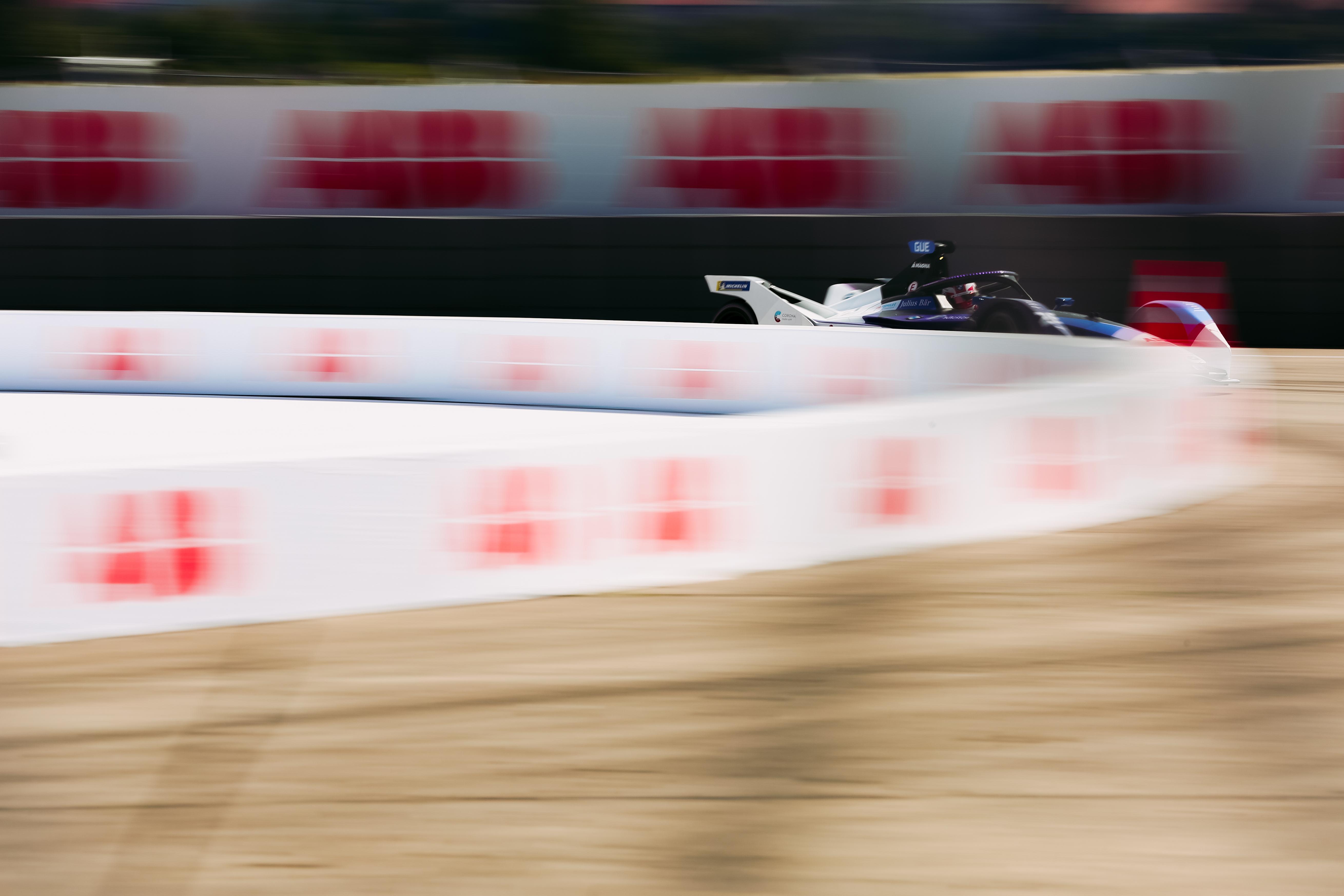 Maximilian Guenther BMW Berlin Formula E 2020