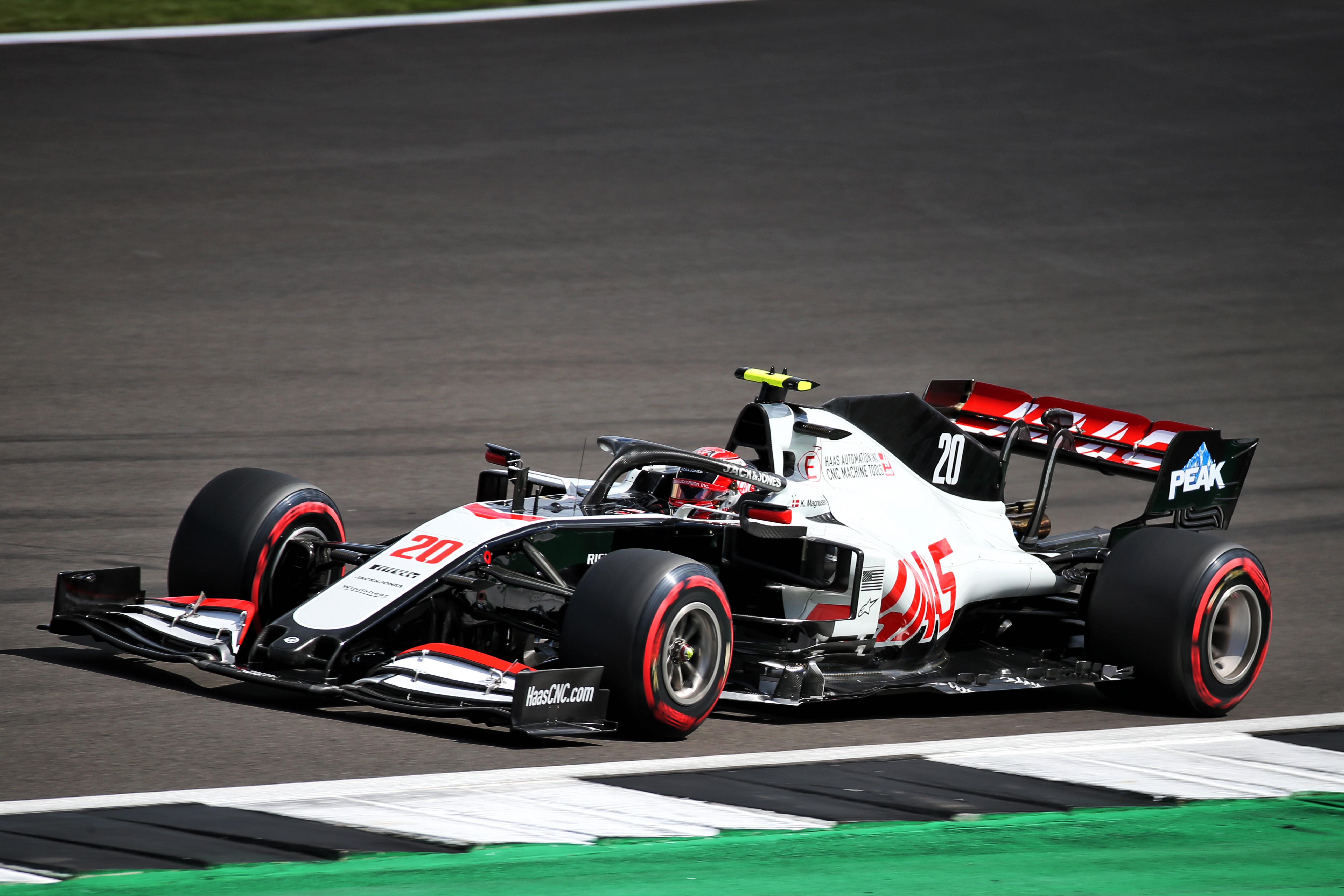Kevin Magnussen Haas British Grand Prix 2020 Silverstone
