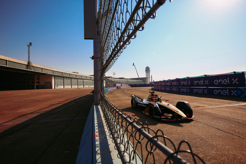 Jean-Eric Vergne DS Techeetah Formula E Berlin 2020