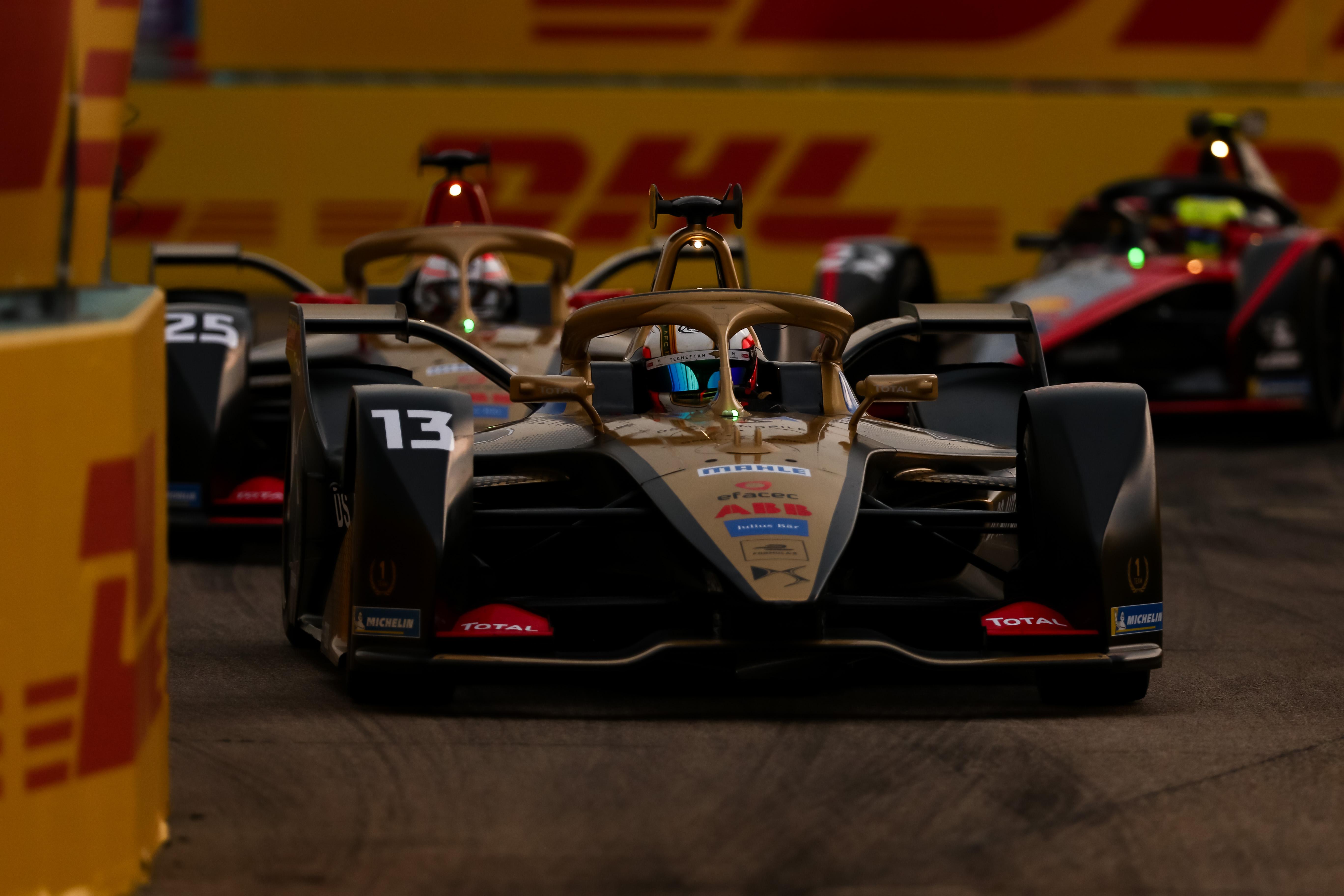 Antonio Felix da Costa DS Techeetah Berlin Formula E 2020
