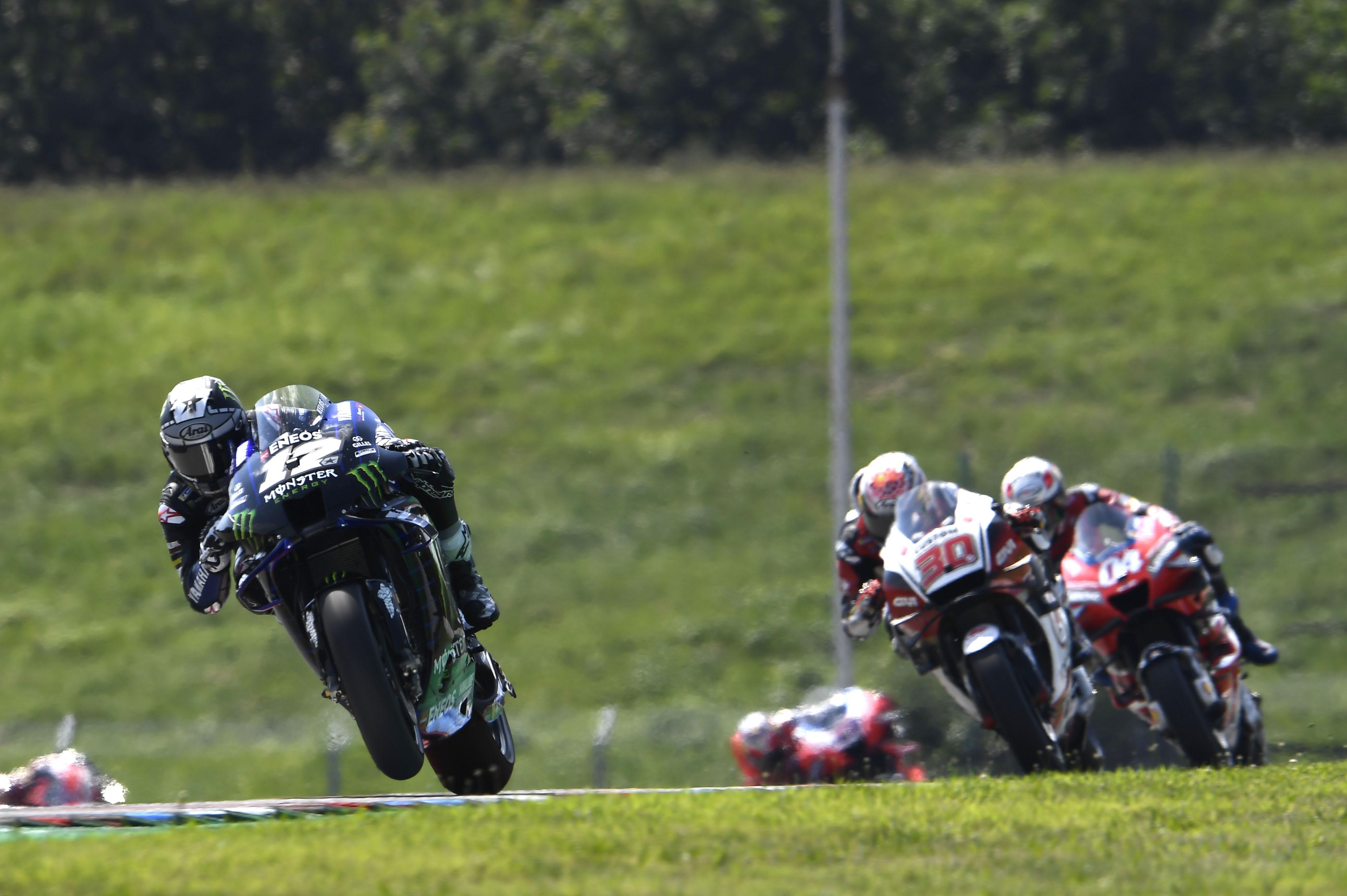 Maverick Vinales Yamaha Brno MotoGP 2020