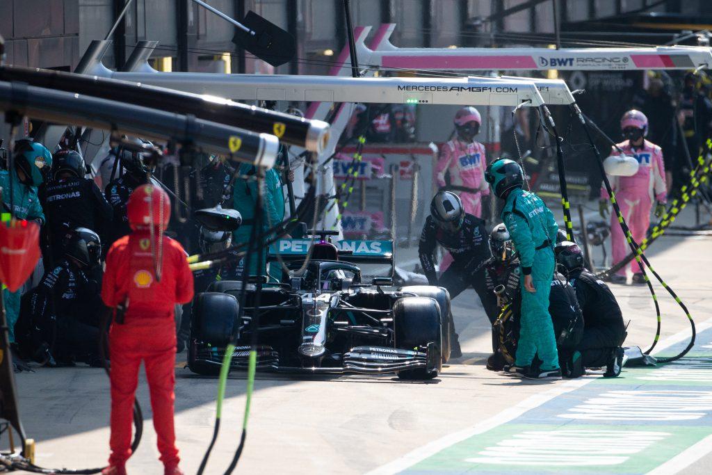 The Mercedes change that let relentless Verstappen defeat it - The Race