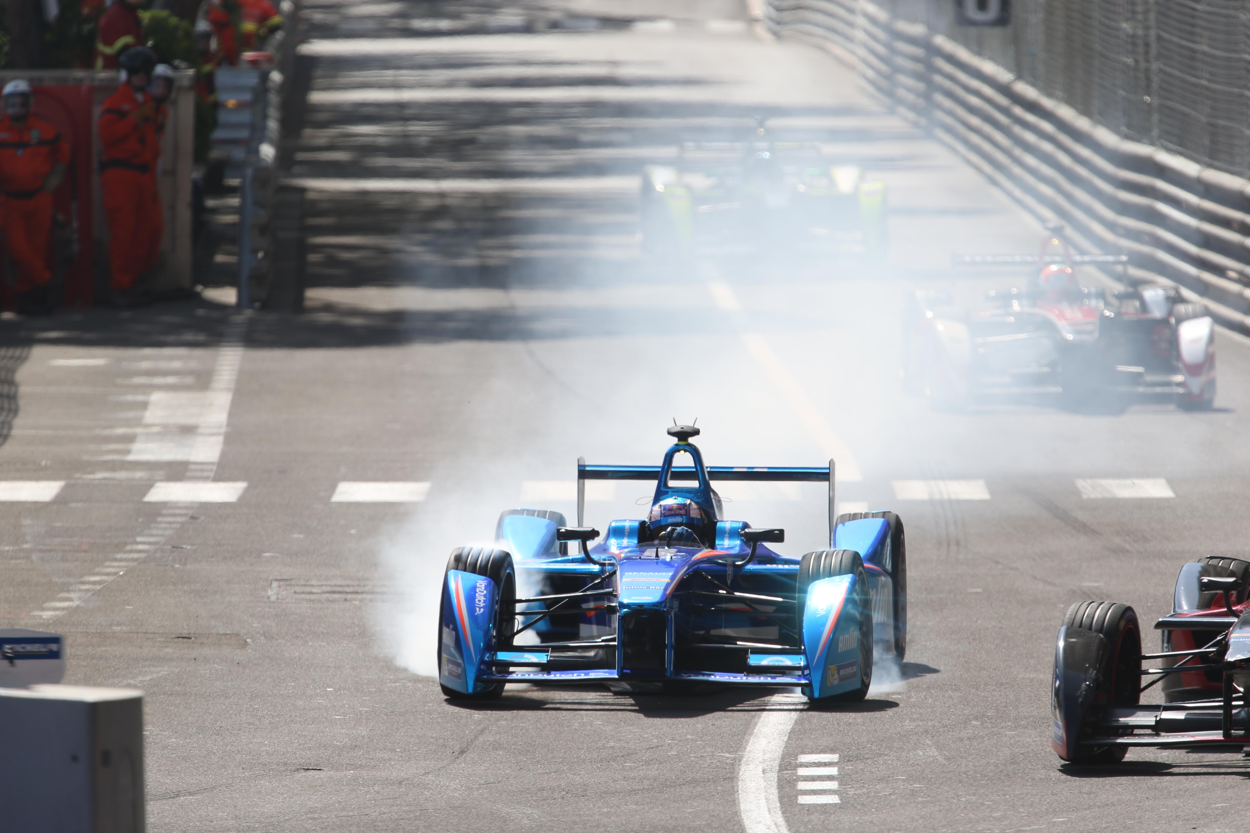 Antonio Felix da Costa Aguri Formula E 2014
