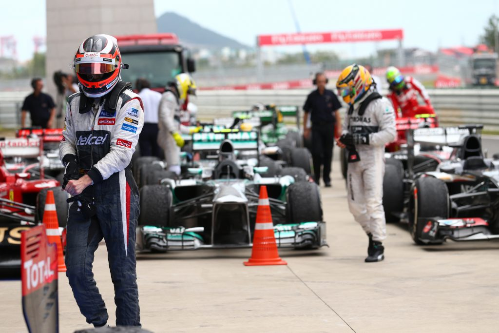 Hulkenberg was Mercedes' 'next choice' after Hamilton - The Race