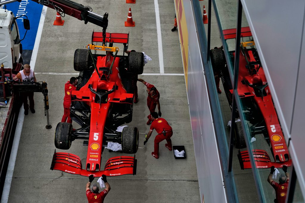 Gary Anderson: Vettel's new car could fix another problem - The Race