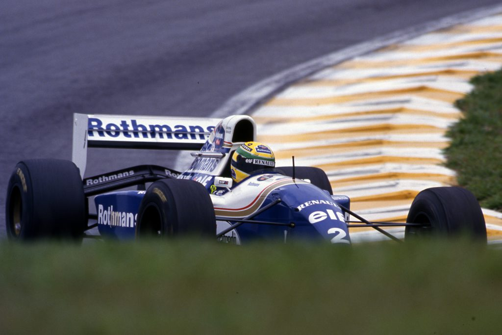 Bring Back V10s Podcast: Senna's final Brazilian Grand Prix - The Race