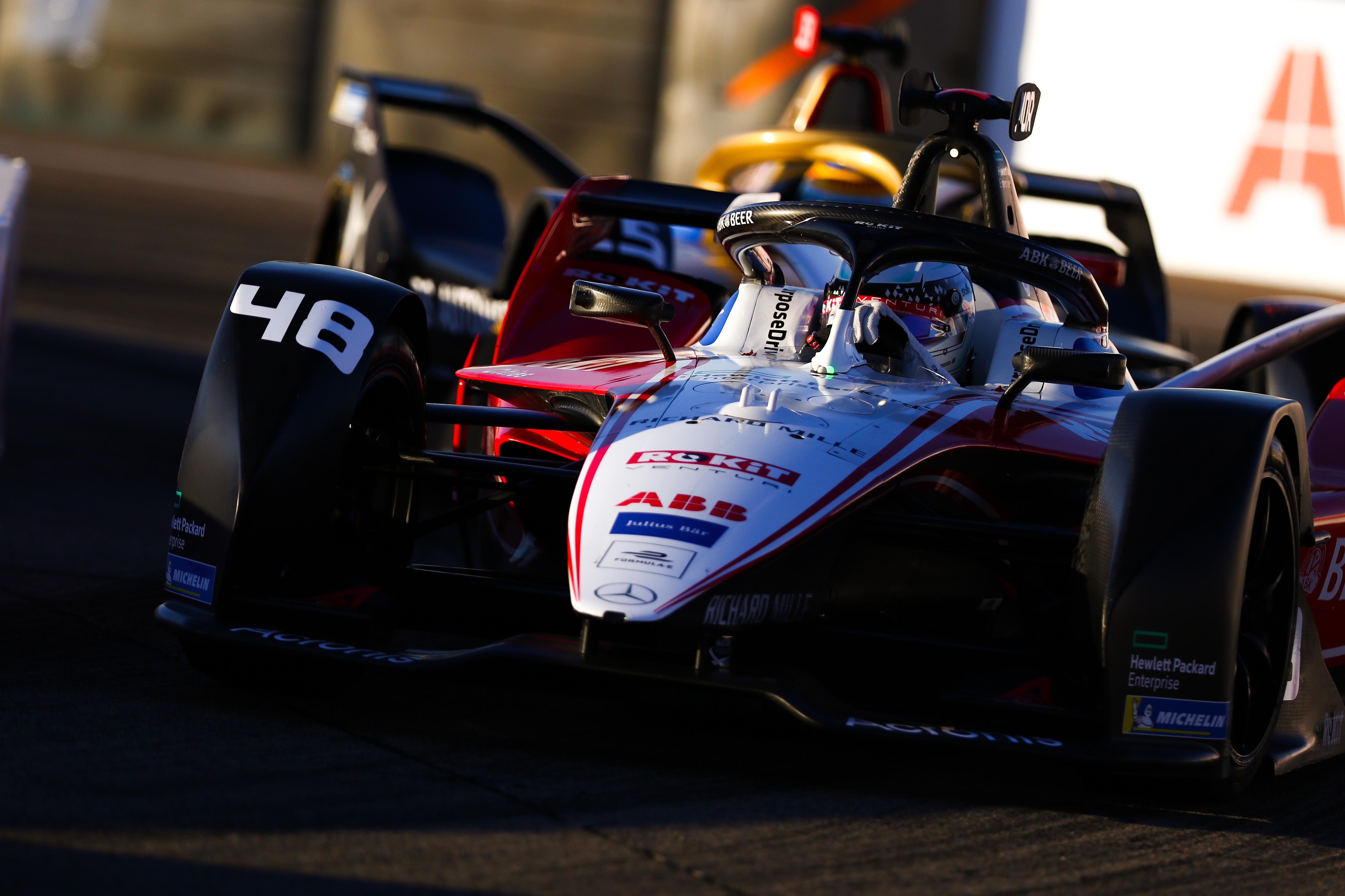 Edoardo Mortara Venturi Berlin Formula E 2020
