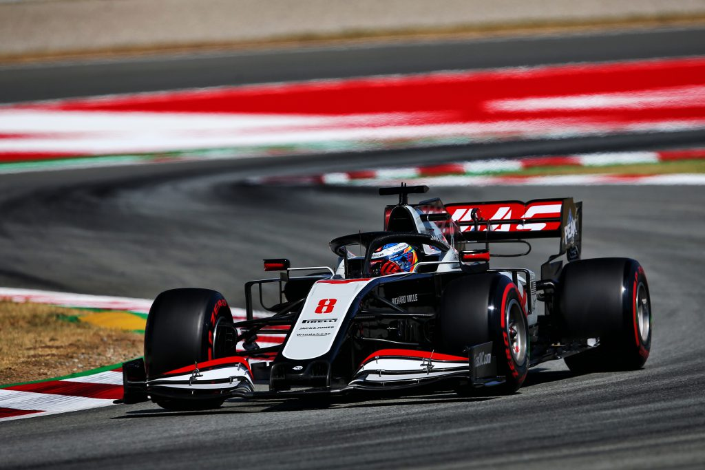 What's behind Haas and Grosjean's 'absolutely mega' Friday? - The Race