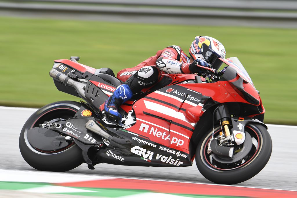 Hope or false dawn at track where Ducati's been invincible? - The Race
