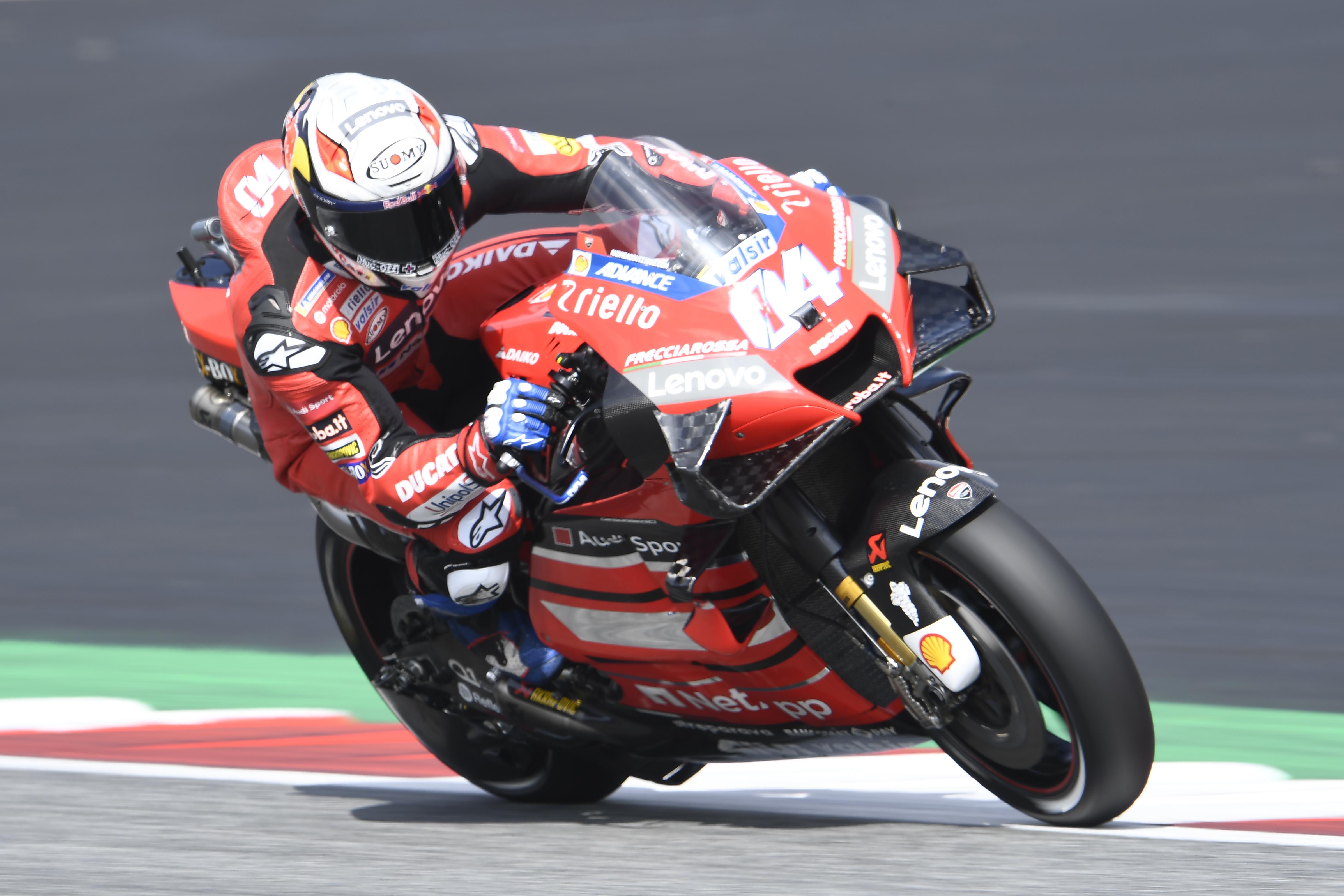 Andrea Dovizioso, 2020 Austrian Motogp