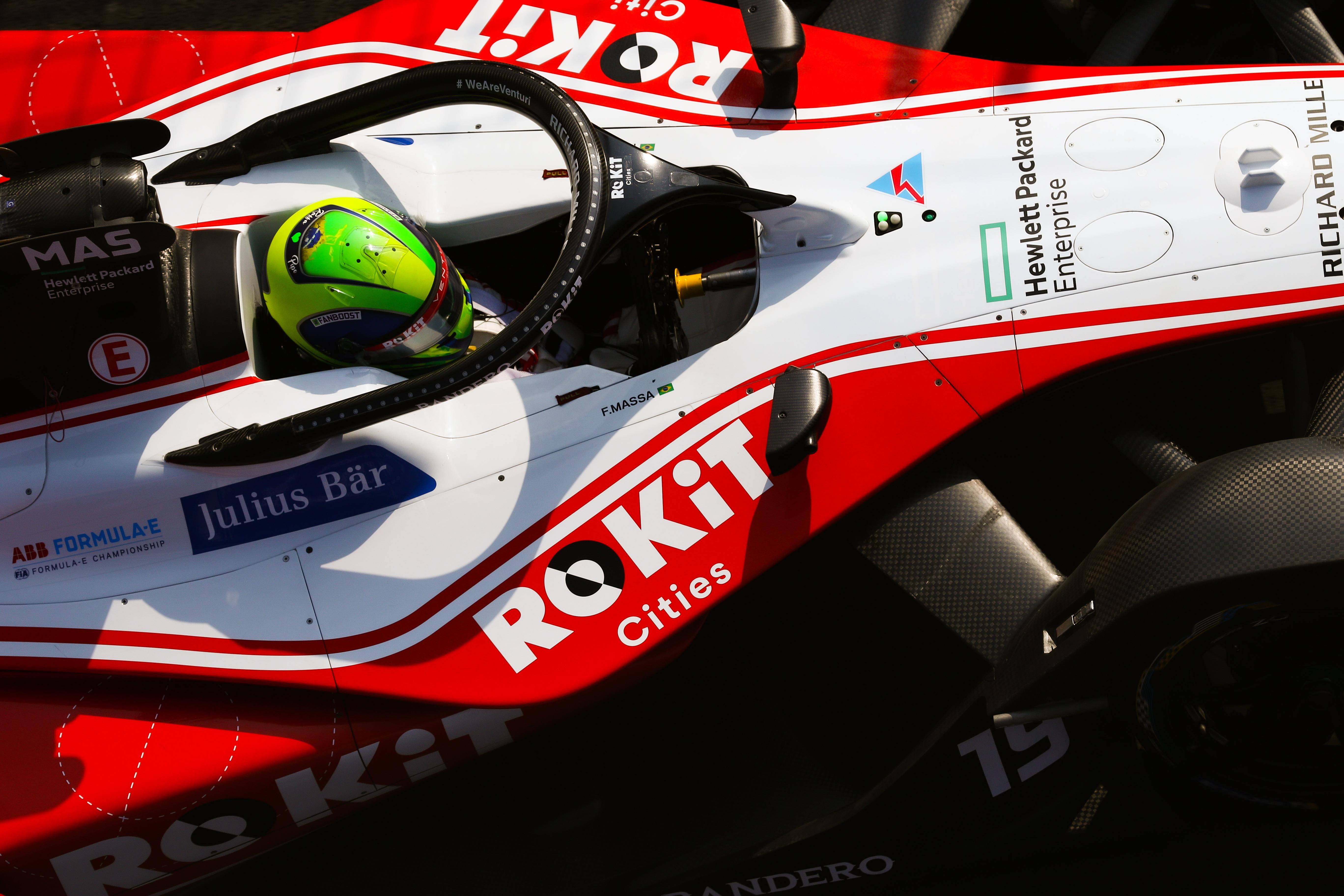Felipe Massa Venturi Formula E 2020
