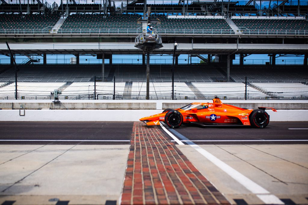 How an F1 trait affecting NASCAR readied an engineer for Indy - The Race