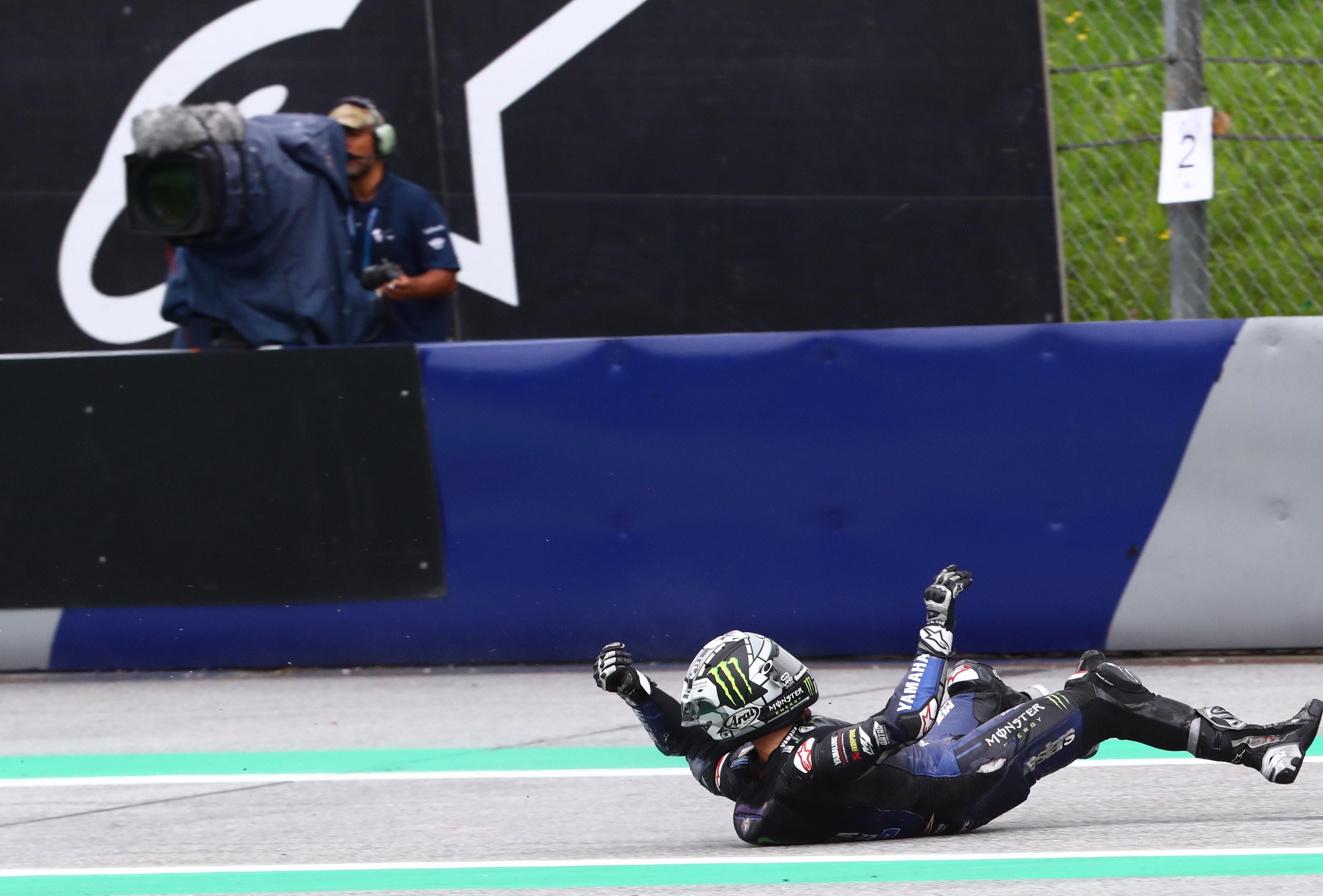 What Led To Yamaha S Dangerous Austria Brake Dramas The Race