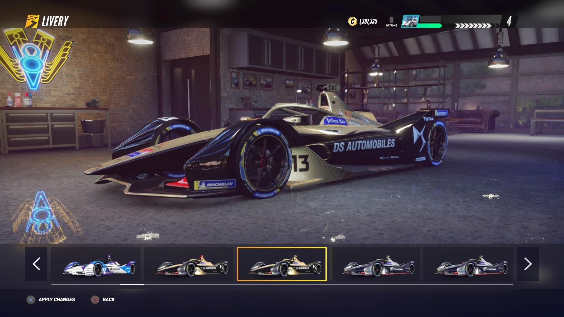 Pcars 3 Formula E R