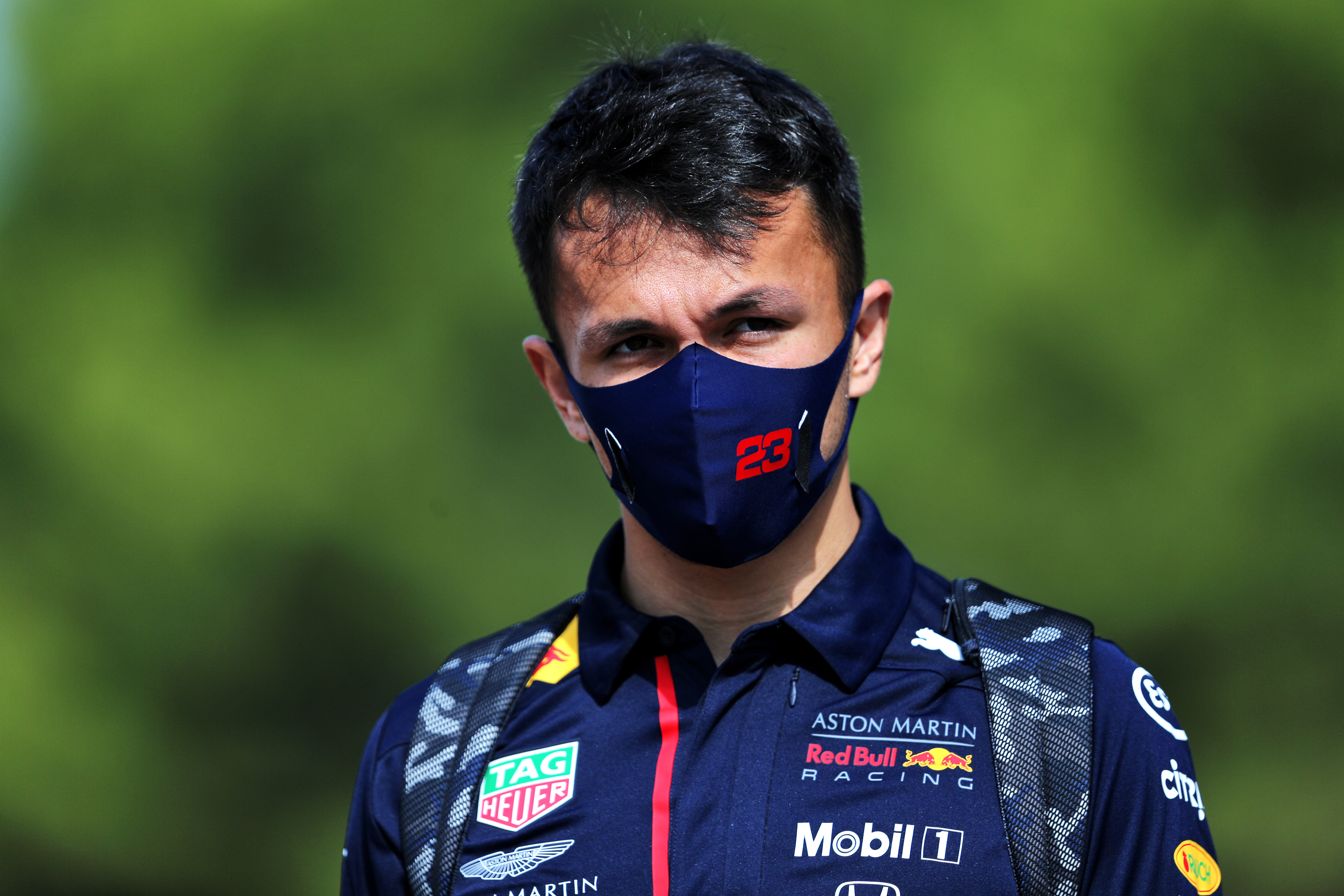 Alex Albon Red Bull F1 2020