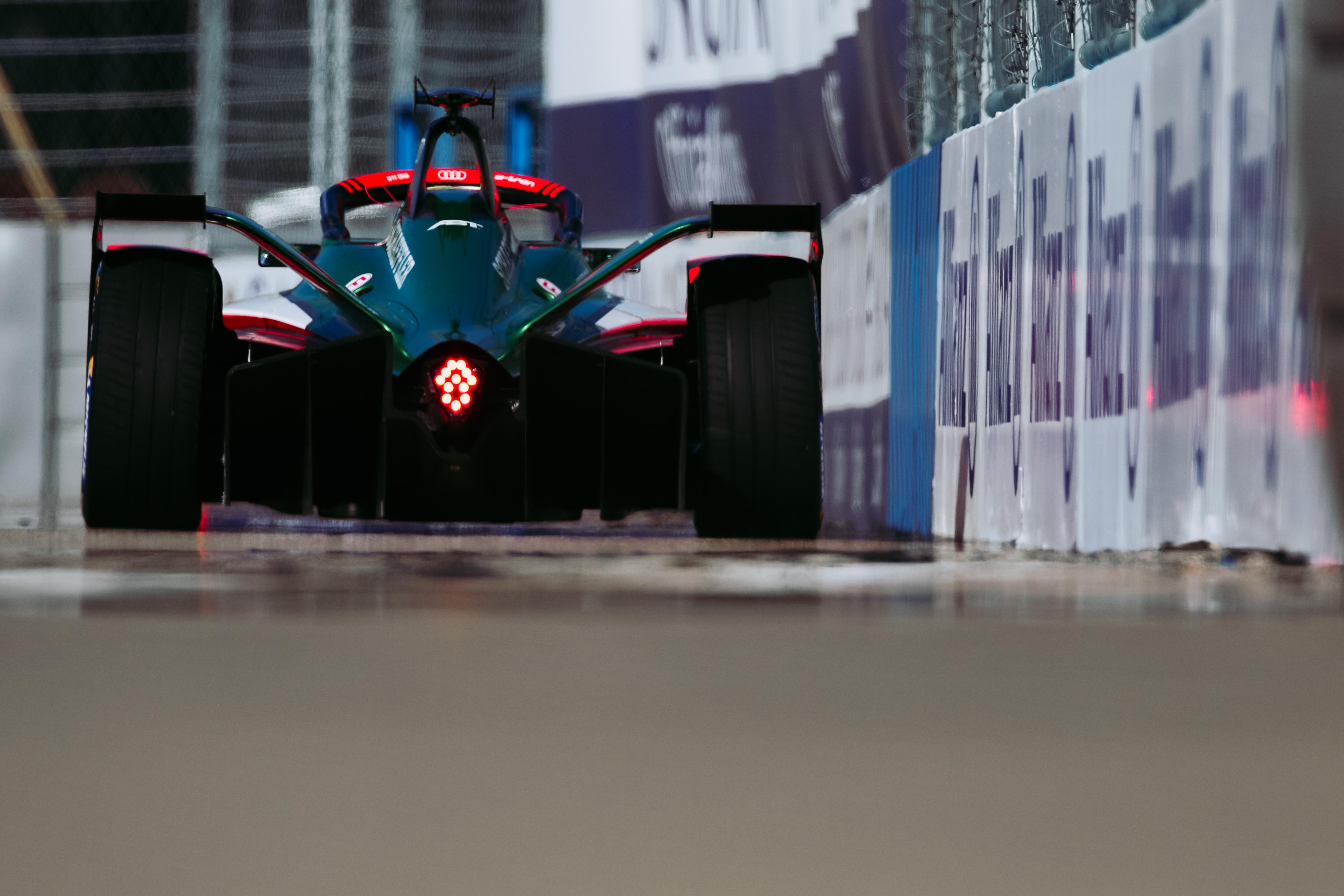 Lucas di Grassi Audi Berlin Formula E 2020