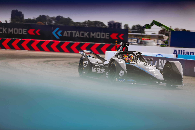 Stoffel Vandoorne Mercedes Berlin Formula E 2020