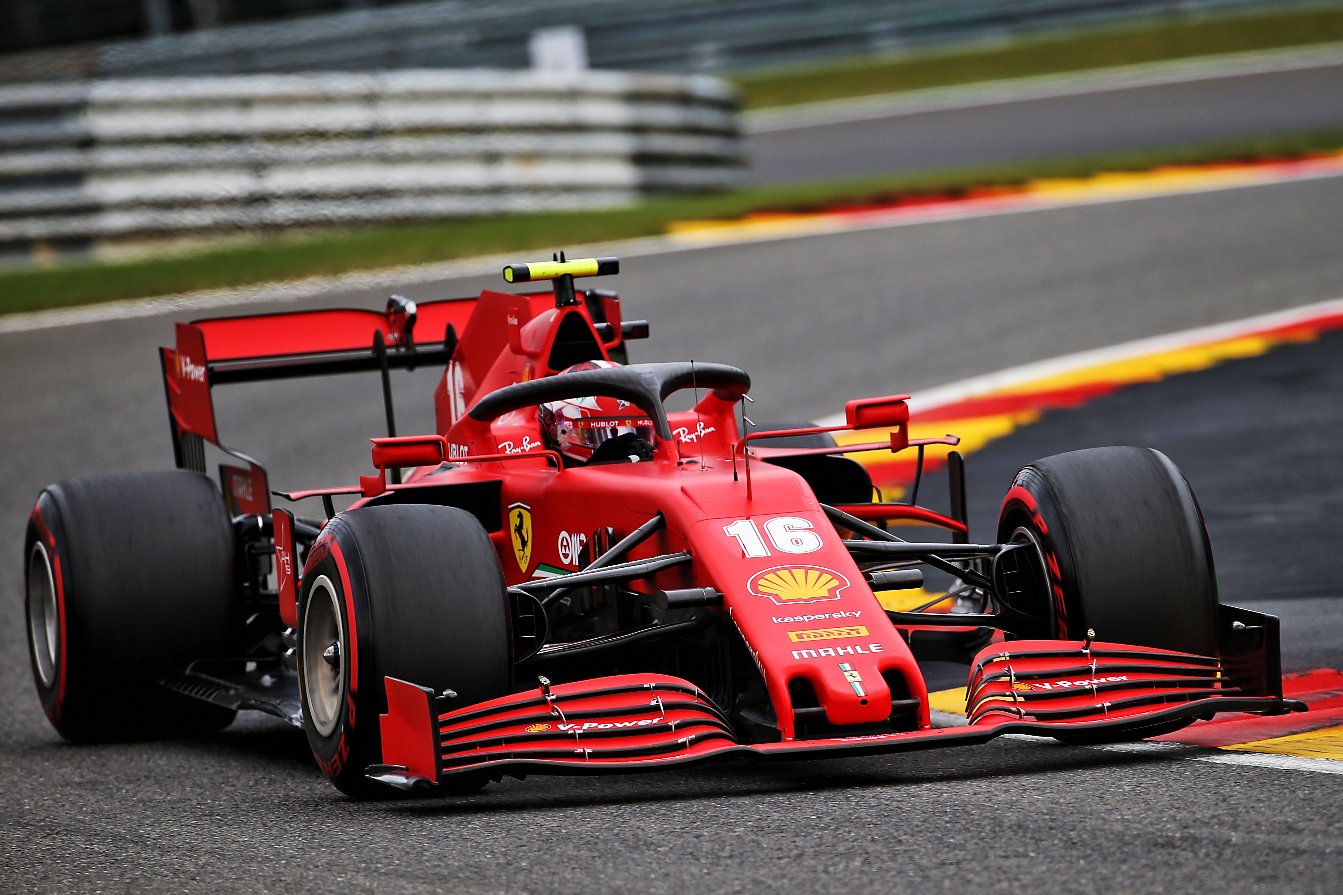 Why Ferrari Looked Like A Spa Q1 Knockout On Friday The Race