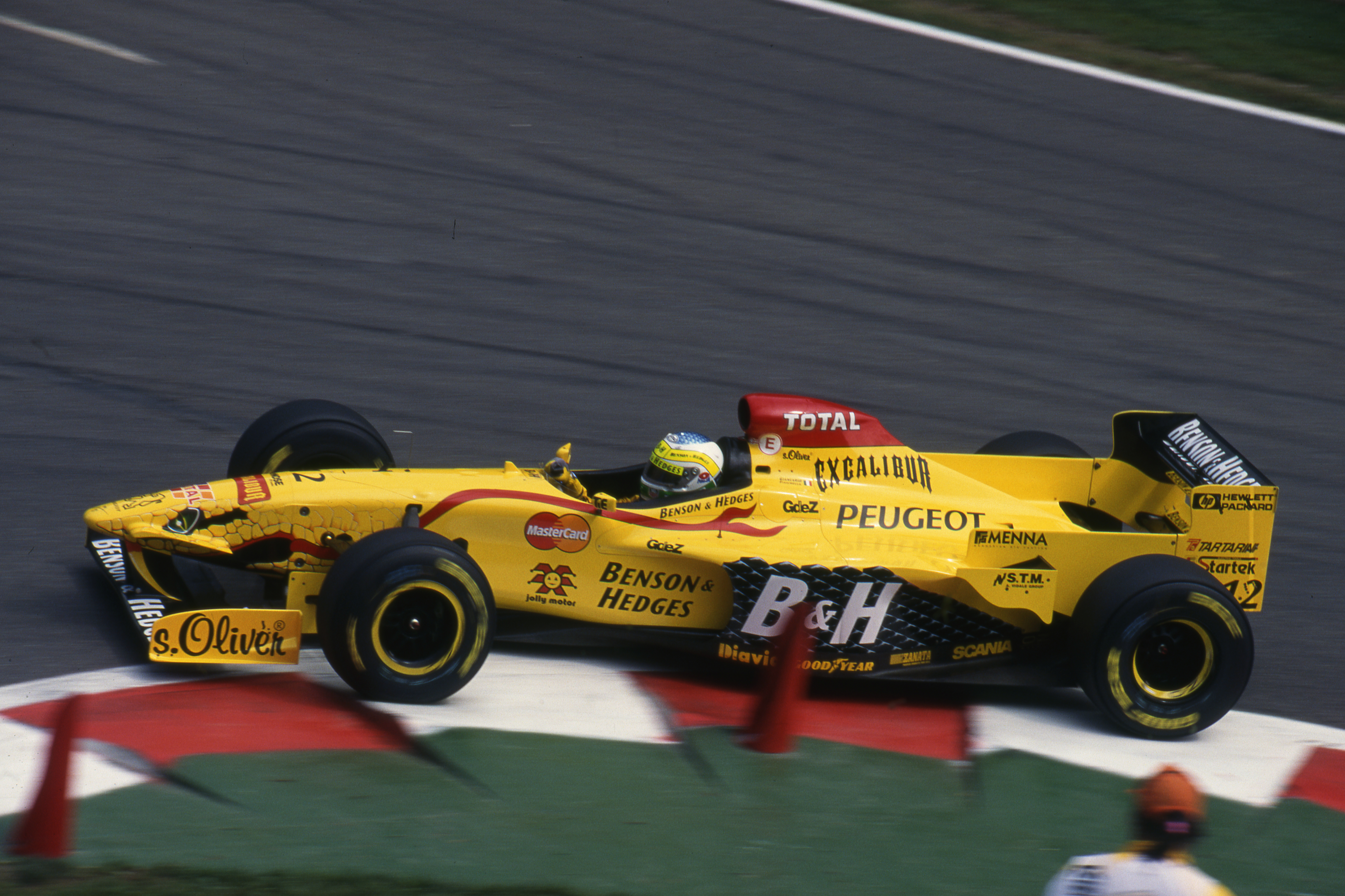 The 10 Best Jordan Moments At Spa The Race