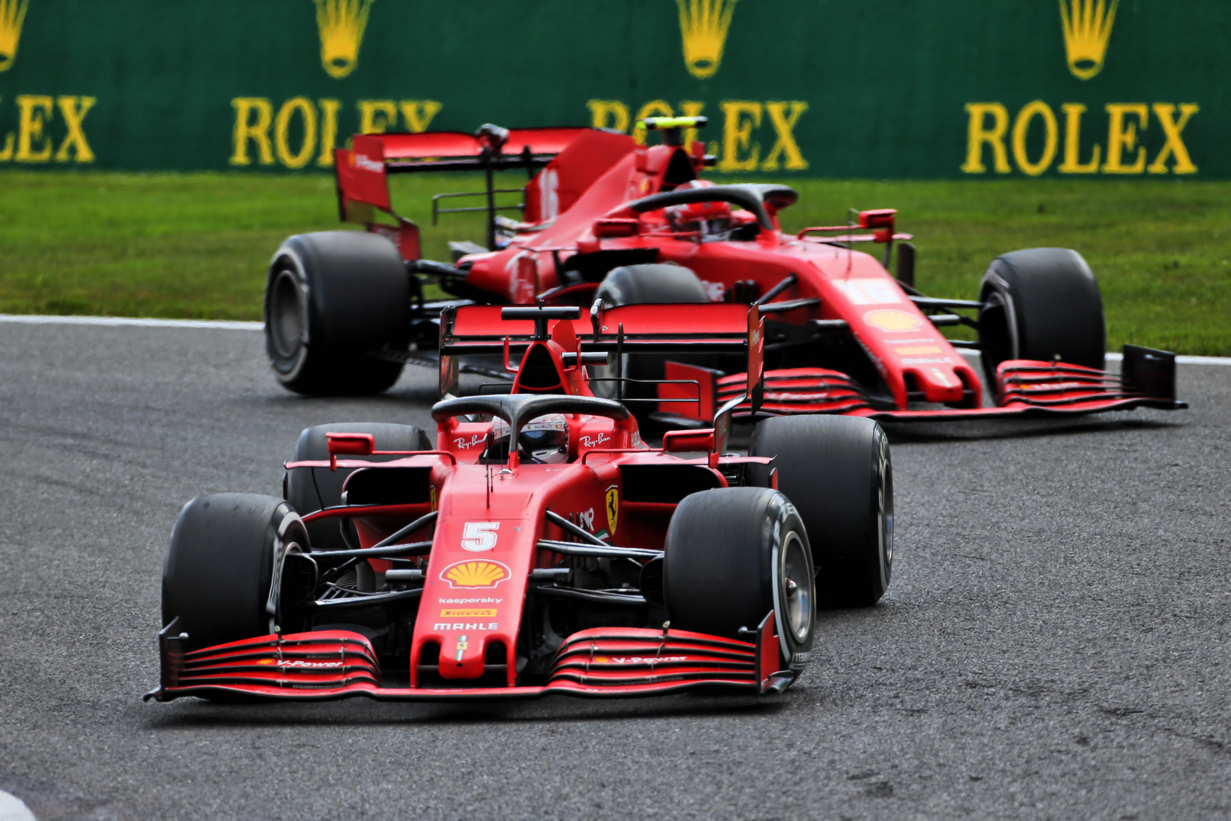 Did Ferrari Make Its Spa Result Even Worse Our Verdict The Race