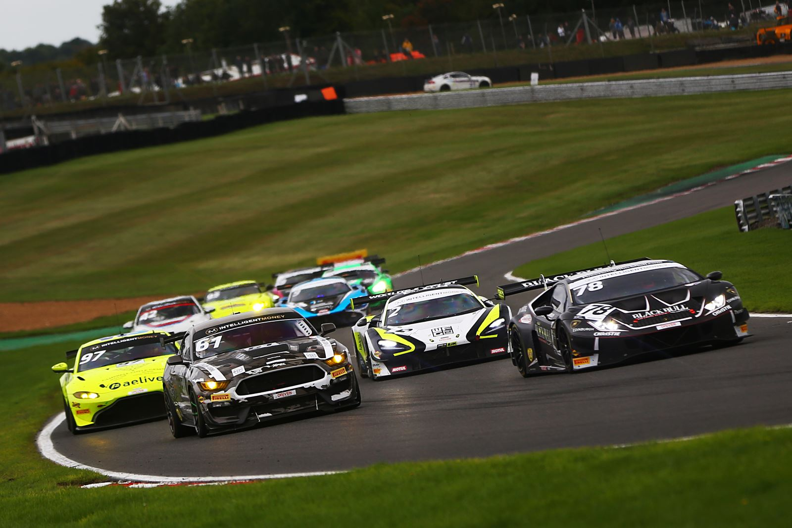 British GT Brands Hatch 2020