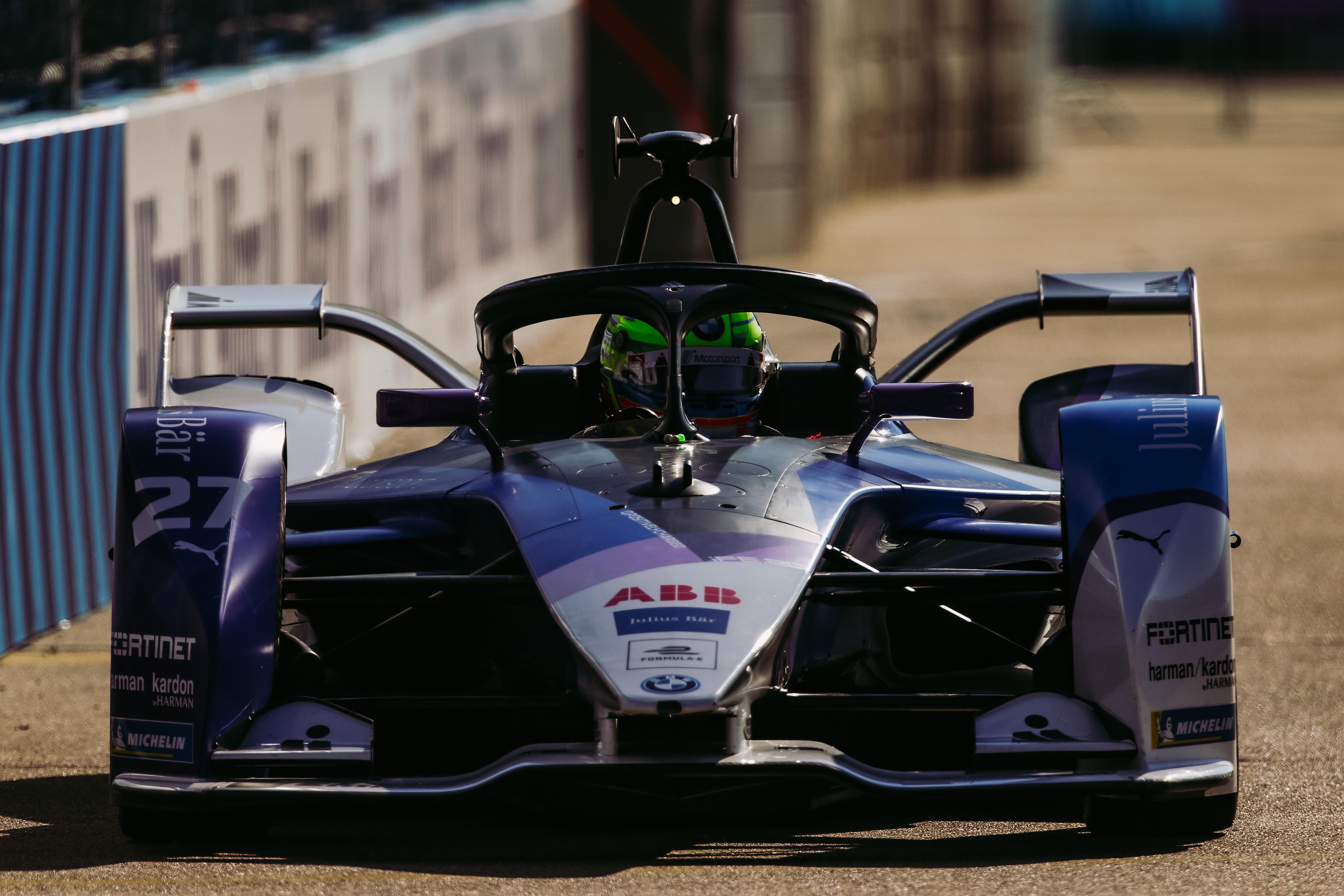 Alexander Sims BMW Berlin Formula E 2020