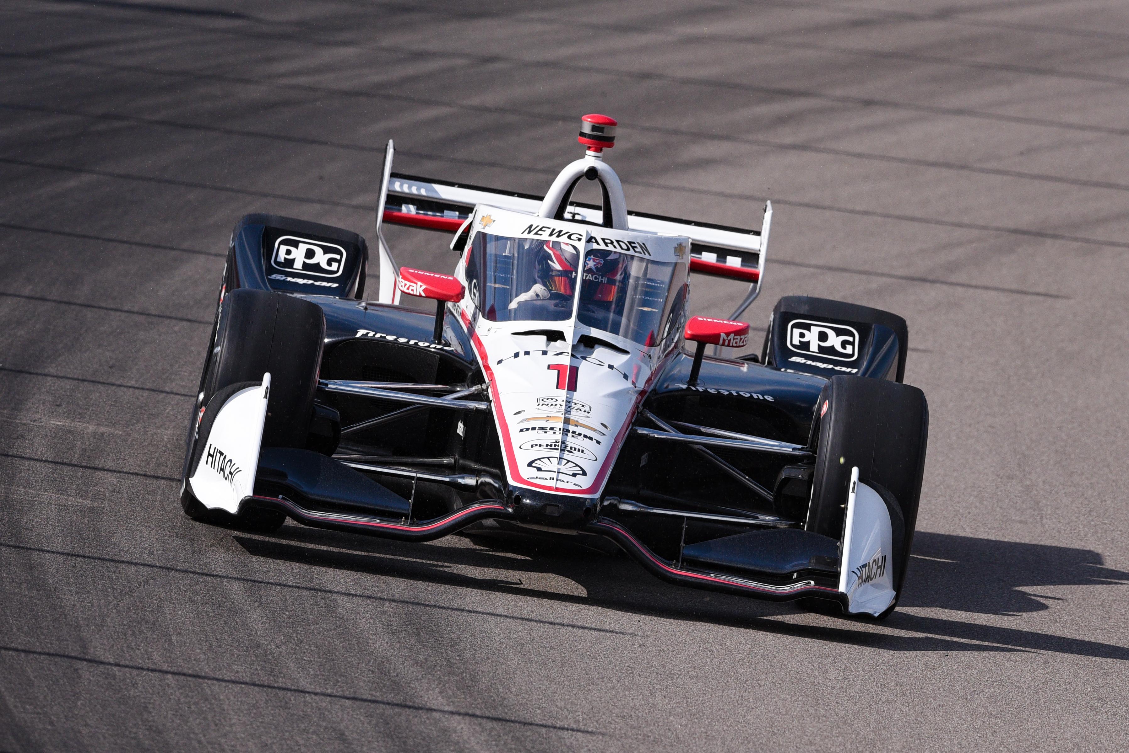 Josef Newgarden IndyCar Gateway 2020