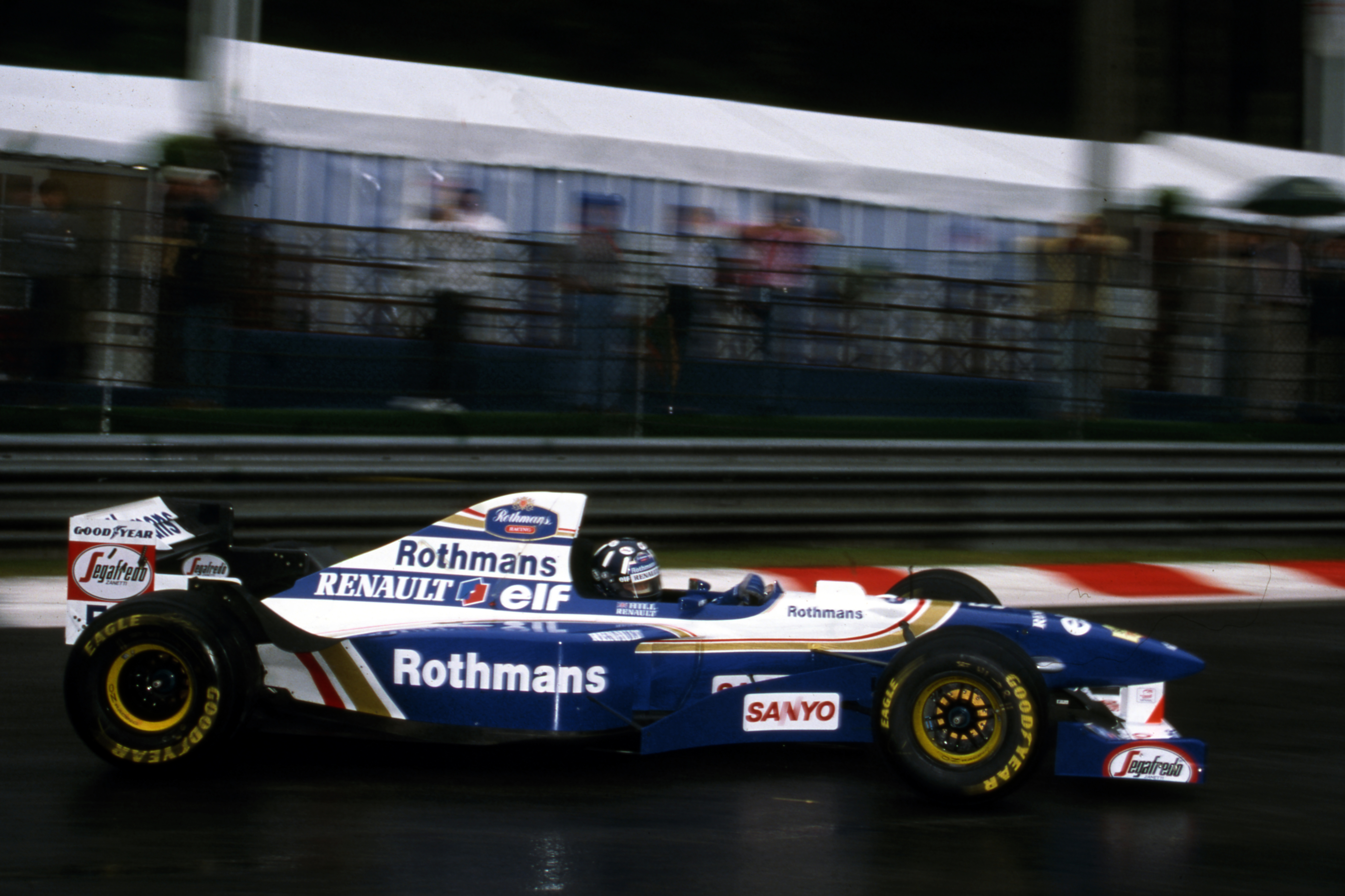 Belgian Grand Prix Spa Francorchamps (bel) 25 27 08 1995