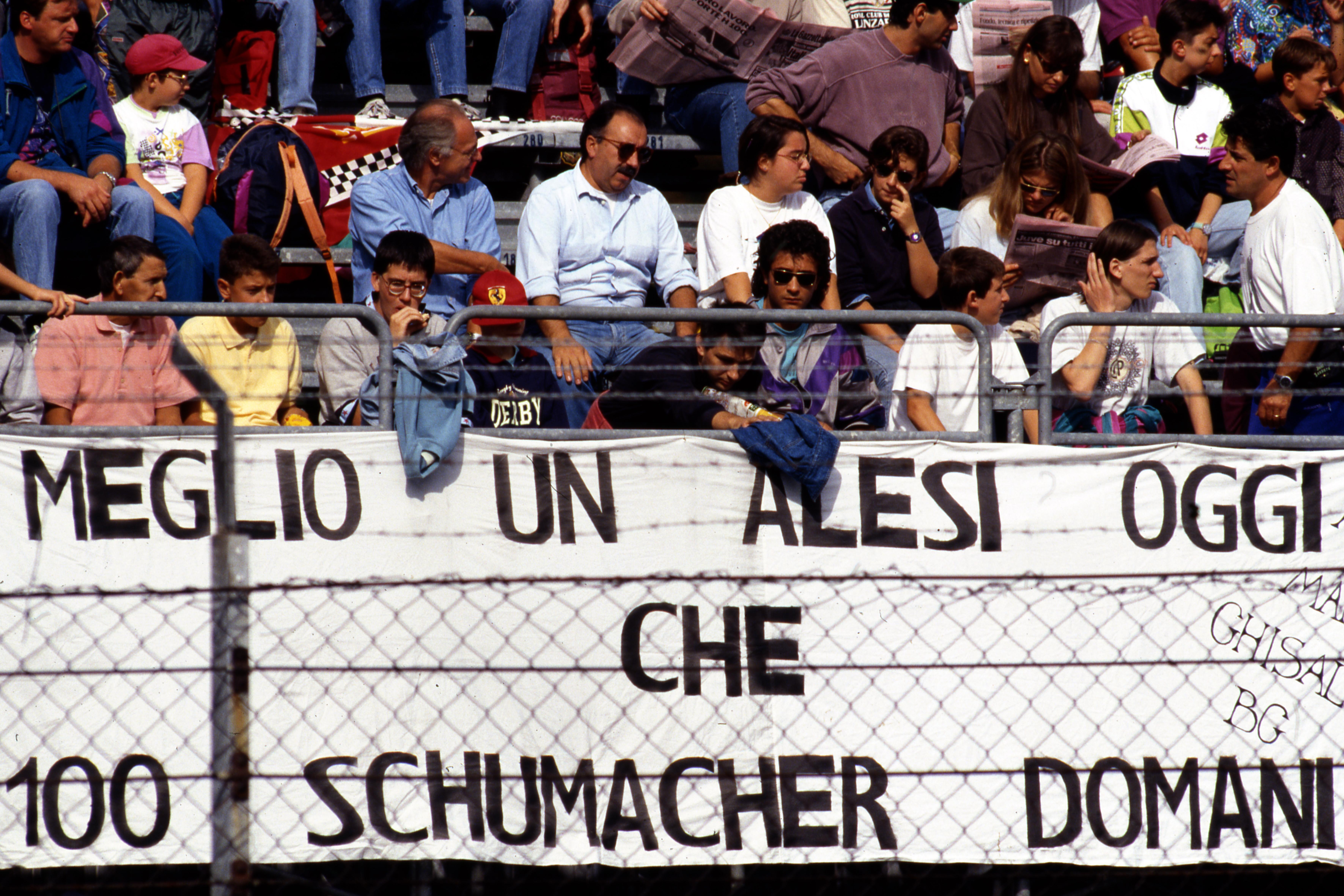 Italian Grand Prix Monza (ita) 08 10 9 1995