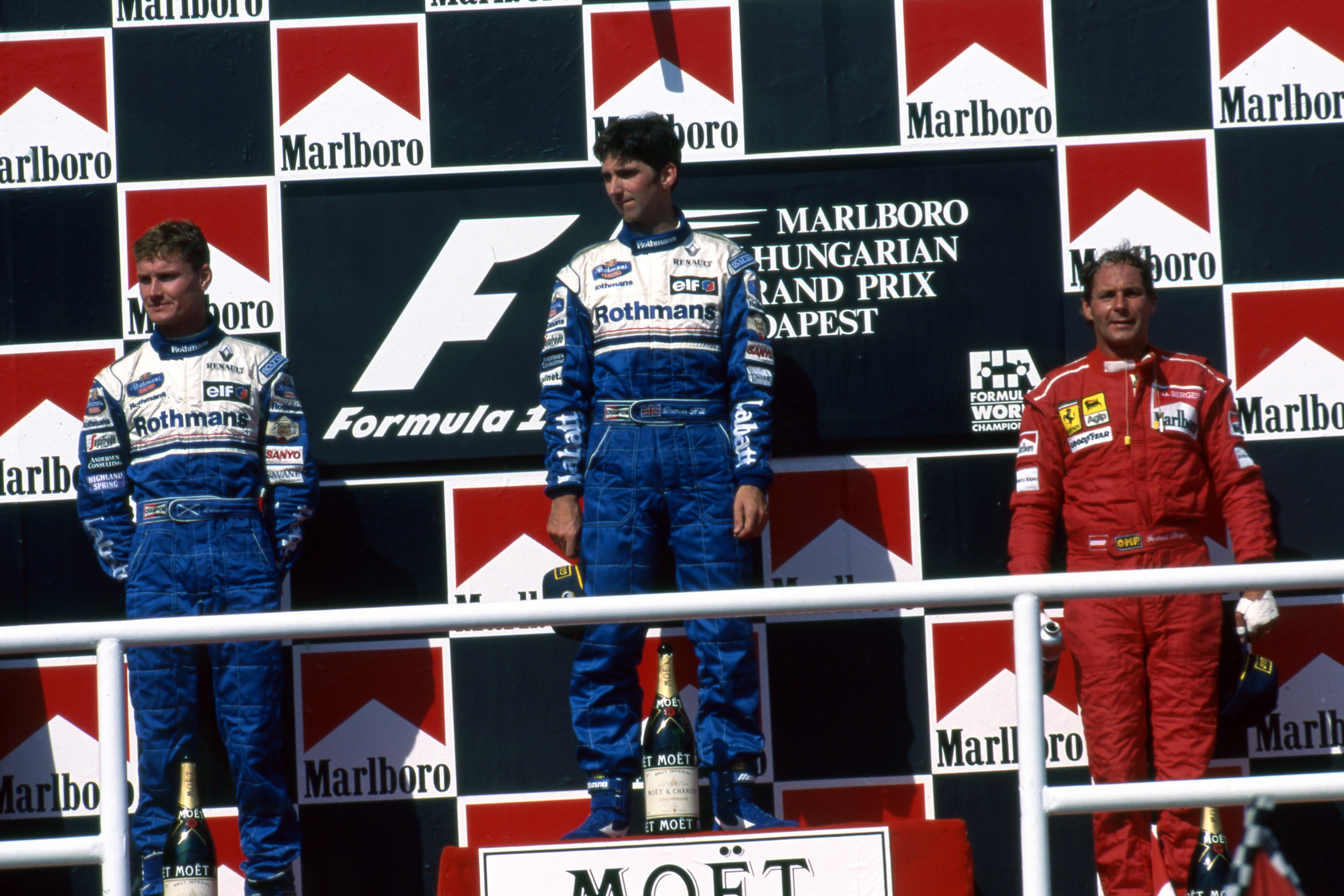 Hungarian Grand Prix Hungaroring (hun) 12 13 08 1995
