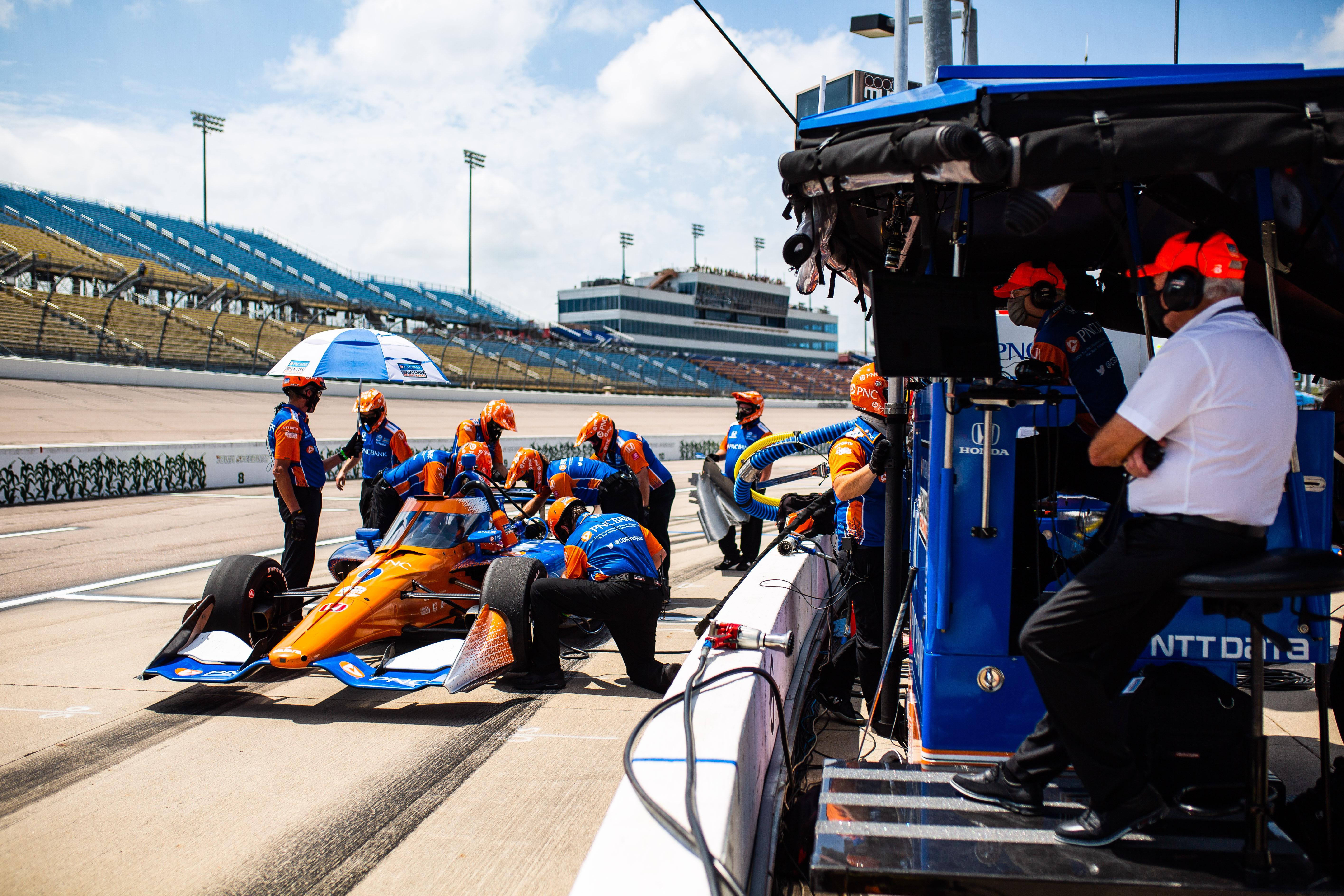 Ntt Indycar Series Iowa Indycar 250