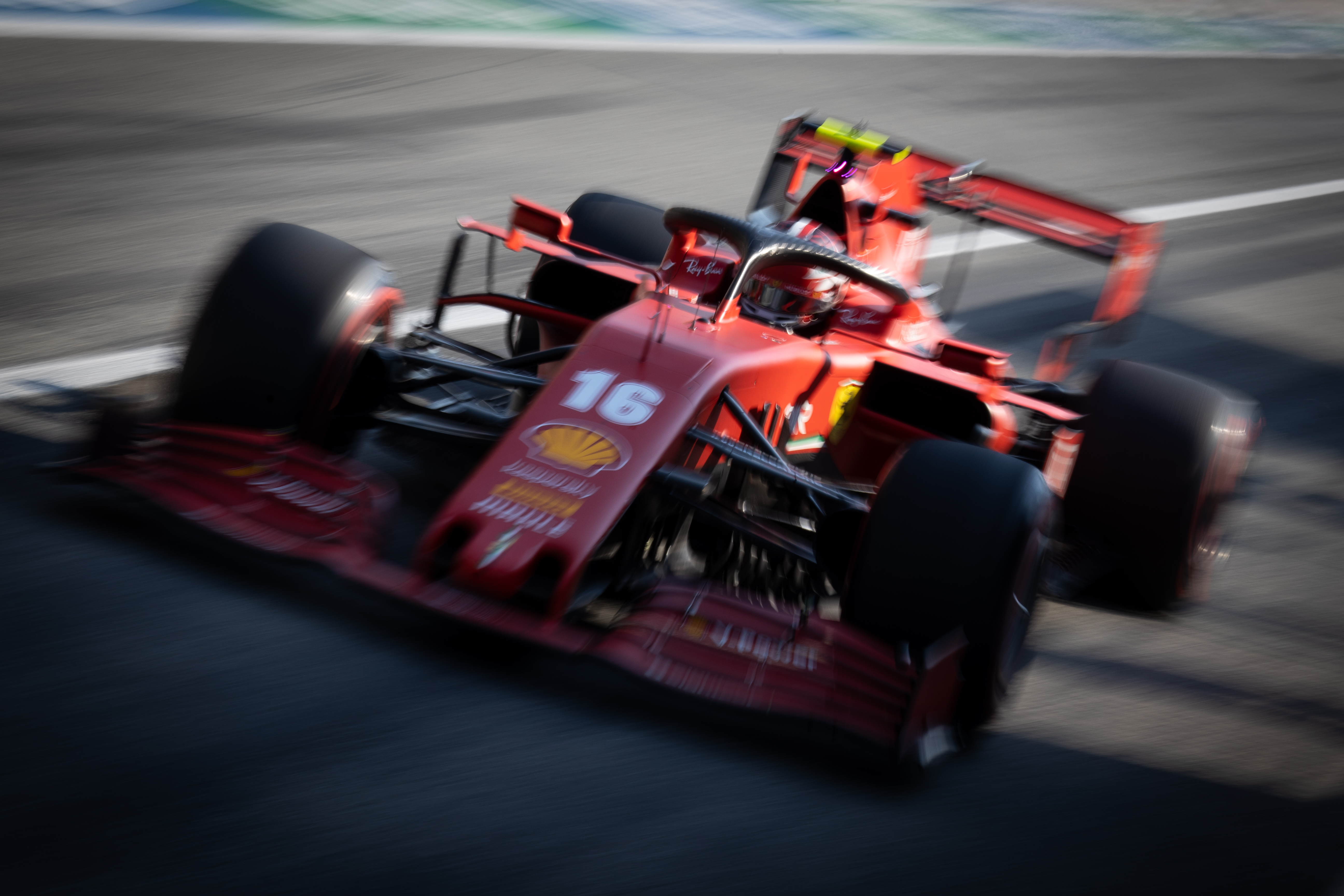 Why Ferrari S The Only Team Slower At Monza Than In 2019 The Race