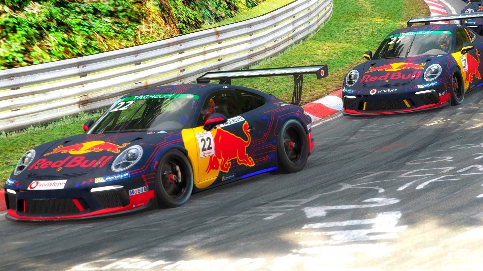 Porsche Esports Supercup R8 Job And Holzmann