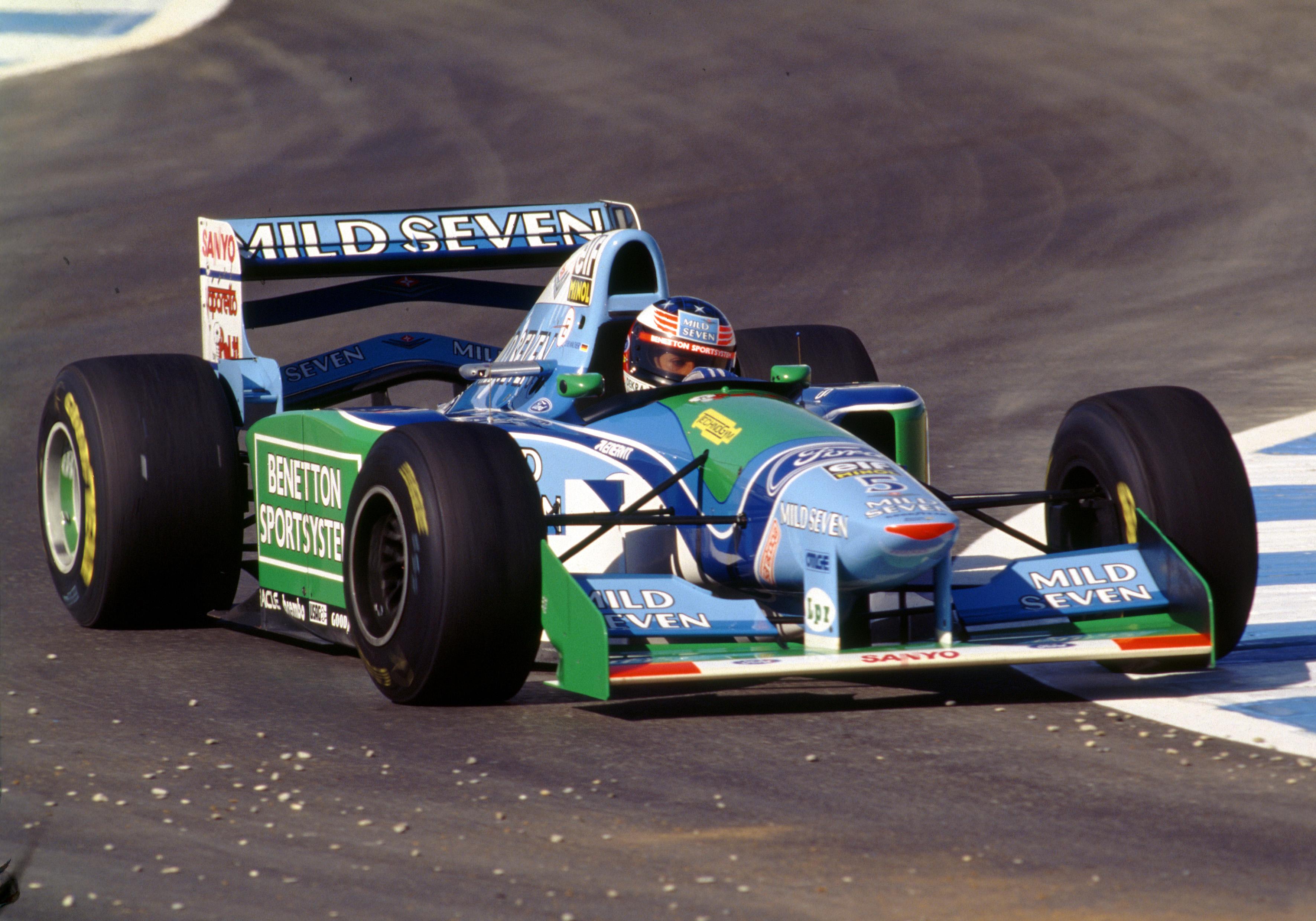 European Grand Prix Jerez (esp) 14 16 10 1994