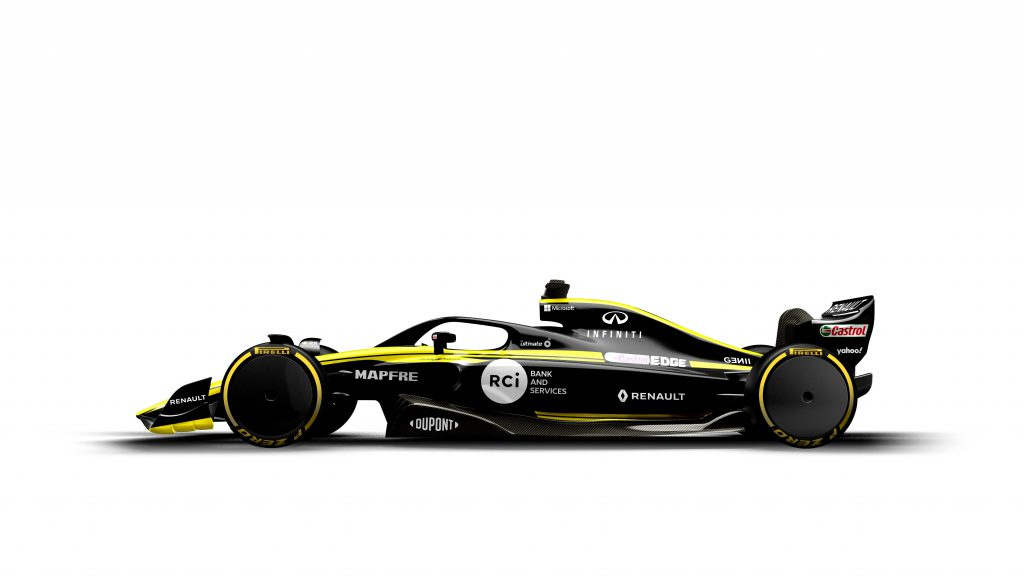 Renault F1 R.s. 2021