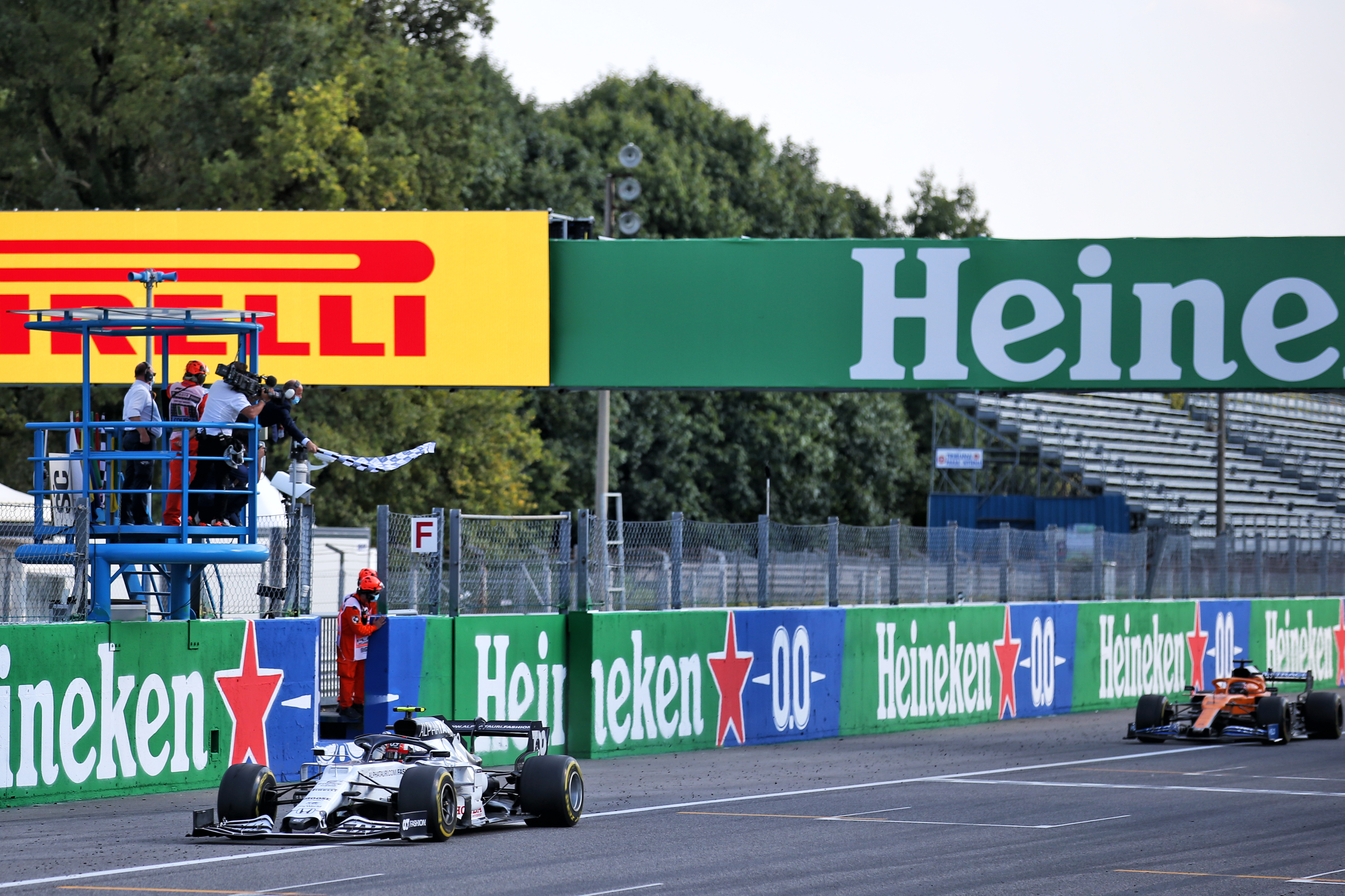 Was Monza 2020 The Best Race Of F1 S Hybrid Era Our Verdict The Race