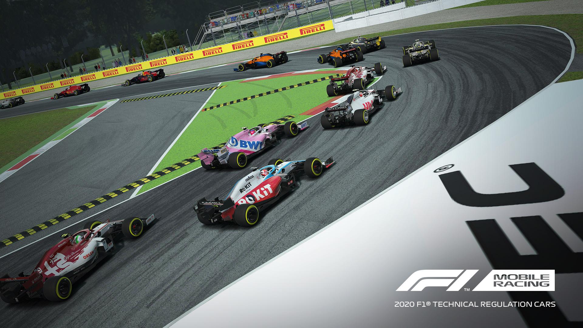F1 Mobile Racing 2020 Pic 2