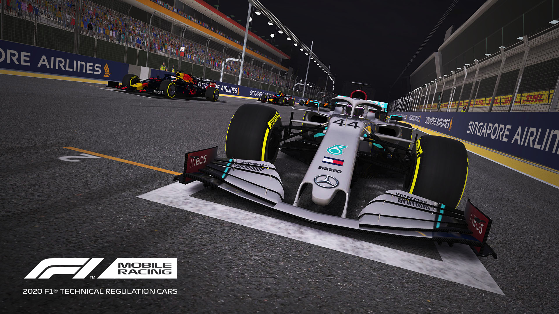 F1 Mobile Racing 2020 Pic 4